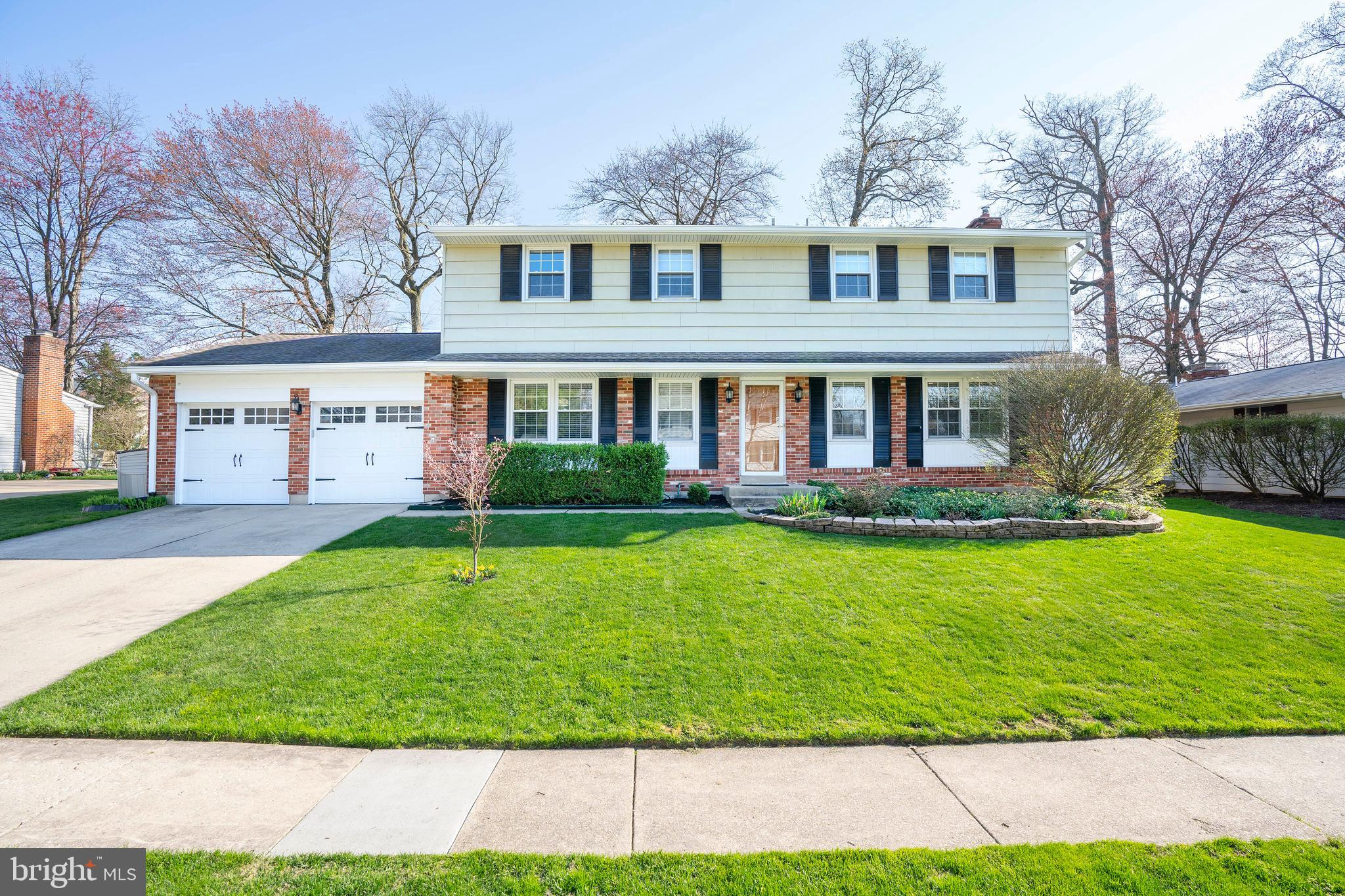 Welcome Home! 3320 Morningside Drive is a North Wilmington 4-bedroom, 2.5-bathroom Colonial in the e