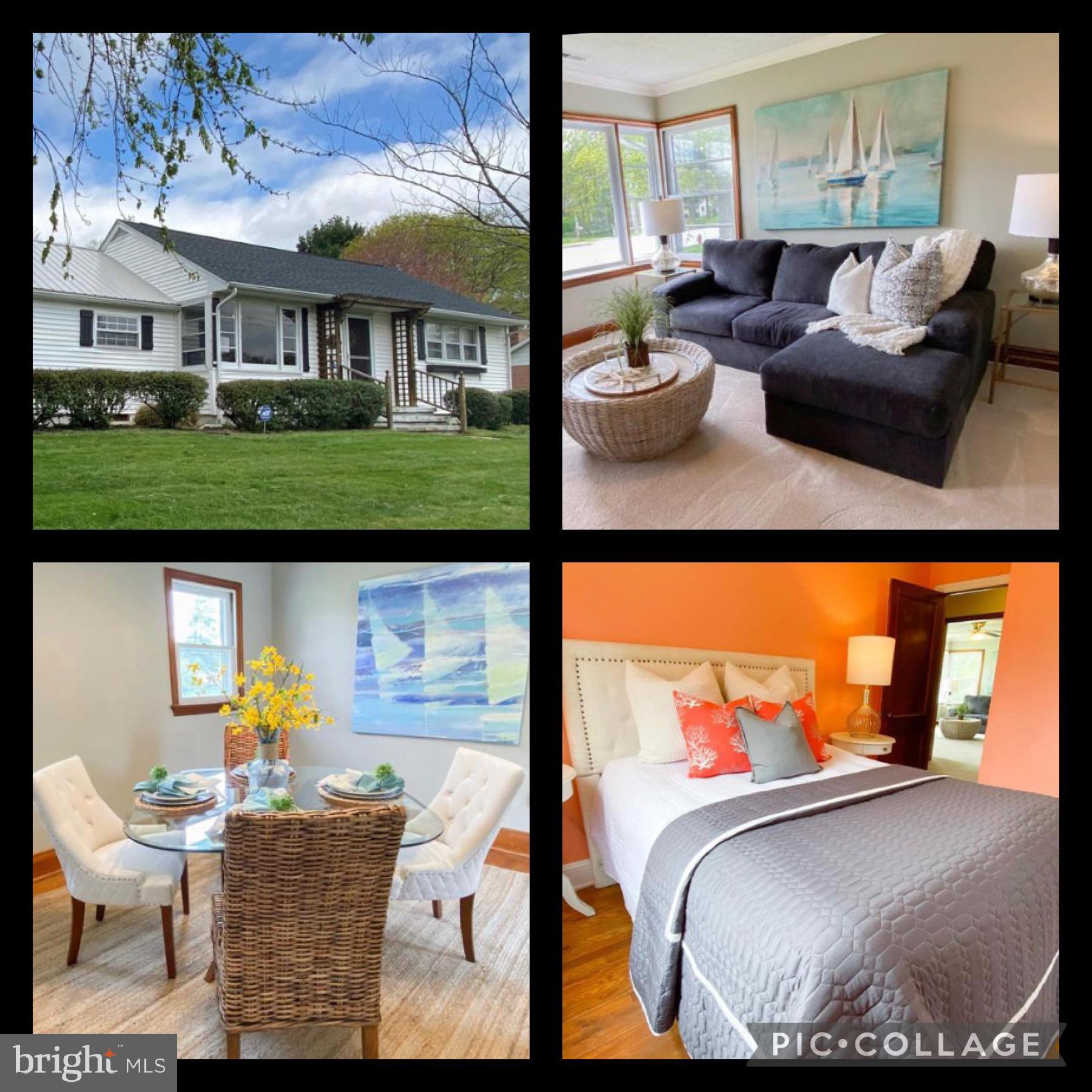 A rancher in one of Centreville's favorite & established neighborhoods CENTREVILLE HEIGHTS. Hurry th