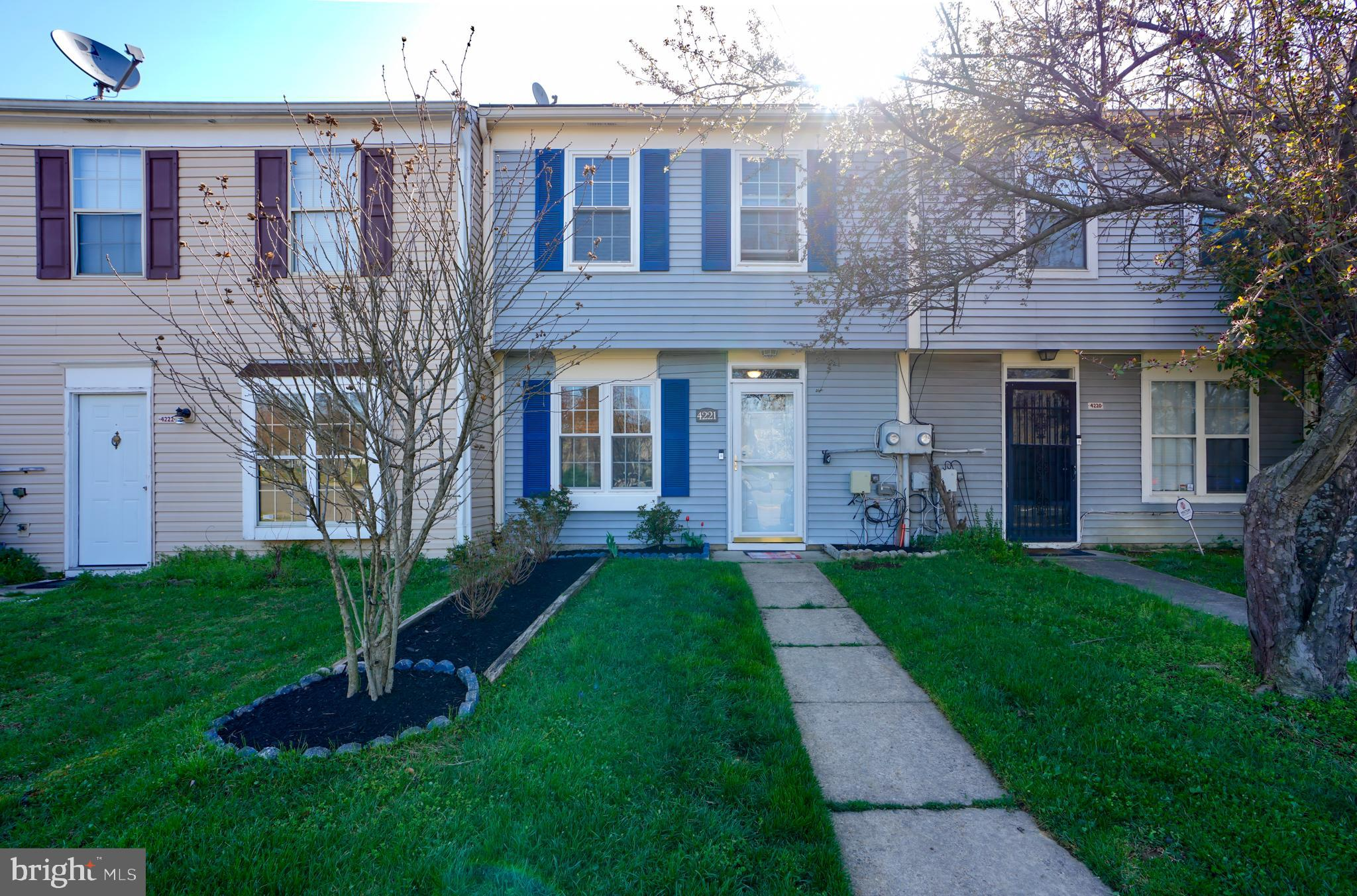 Welcome home to this well maintained, remodeled townhome located near the St. Charles Towne Center.