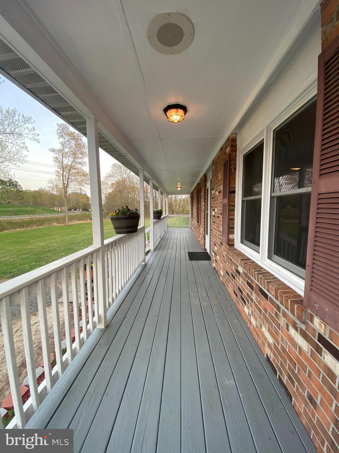 Lots of room here for the price! Almost an ACREand NO HOA! The attic has been finished to accommodat