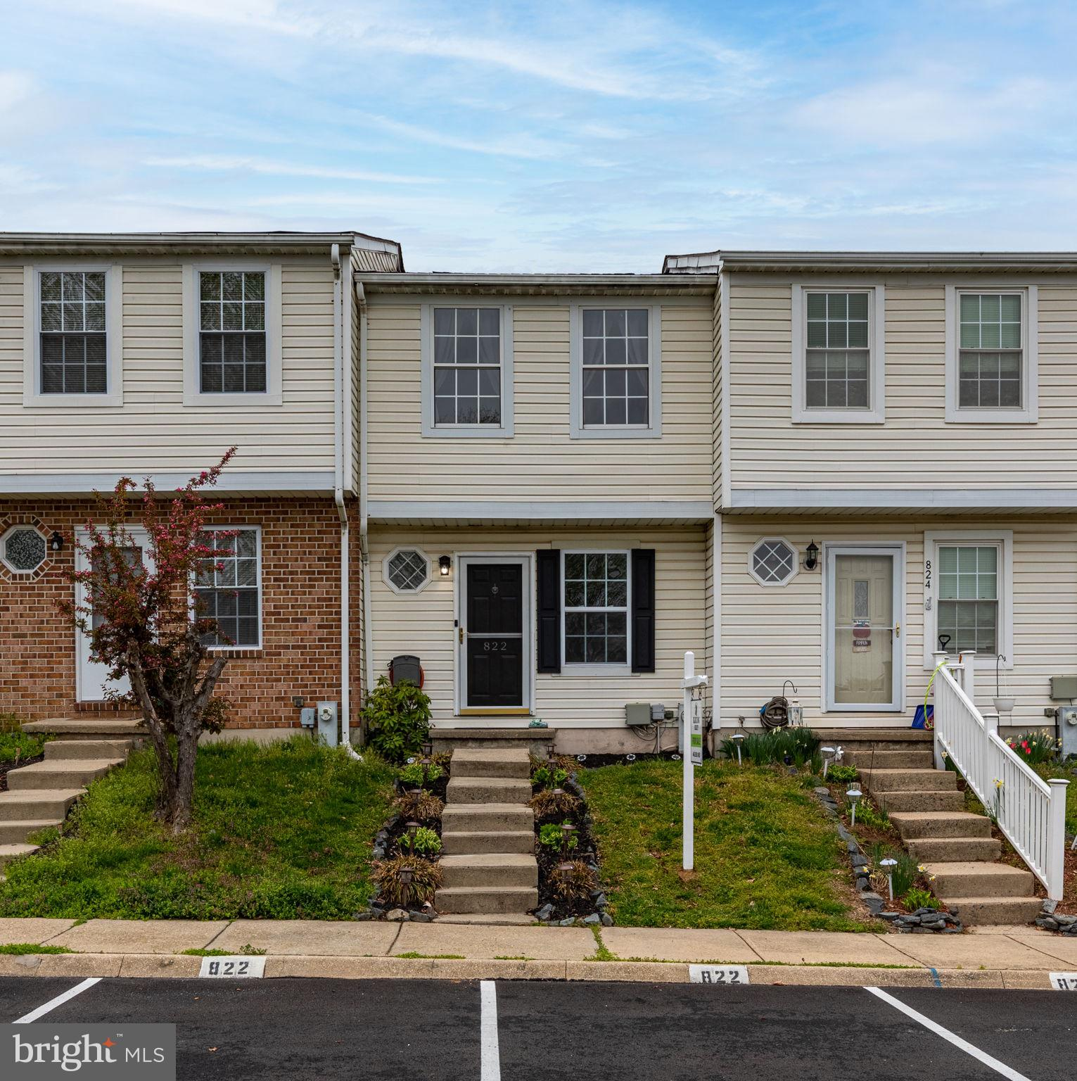 This amazing fully remodeled townhome in Woodbridge Center is now available! This home features a go