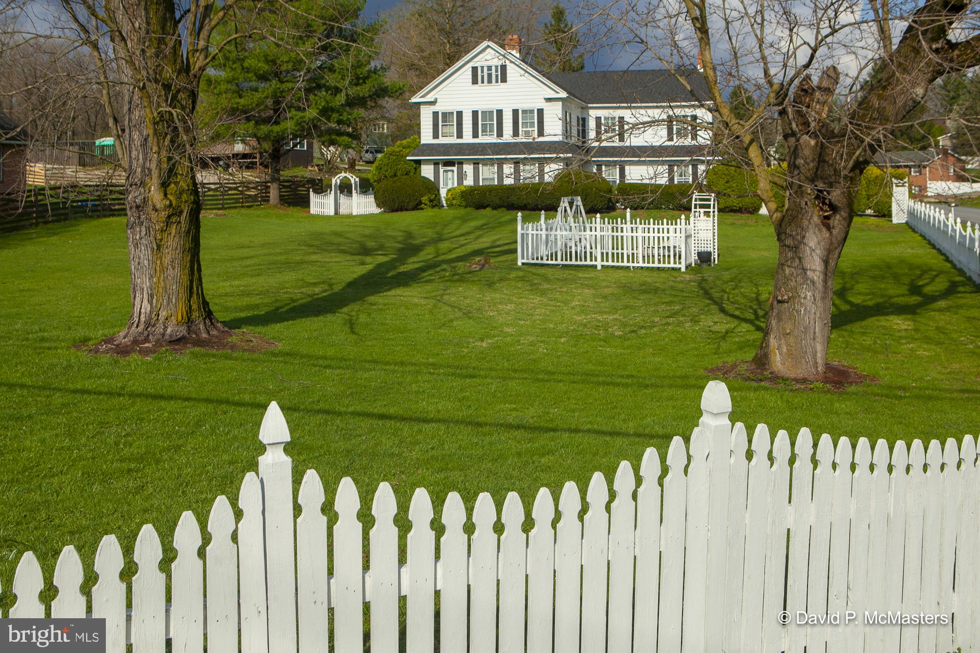 Circa 1859 Farm House  It's a charmer.   Highly attractive  Renovated.  Immaculate.  Impeccably  mai