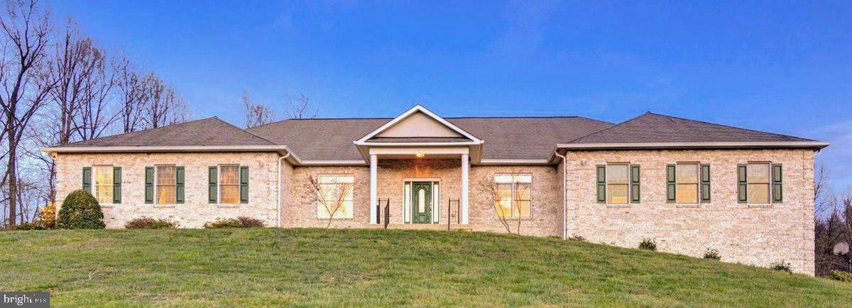 Remarkable property located minutes from downtown Mount Airy - Voted Best  Small Town to live in Mar