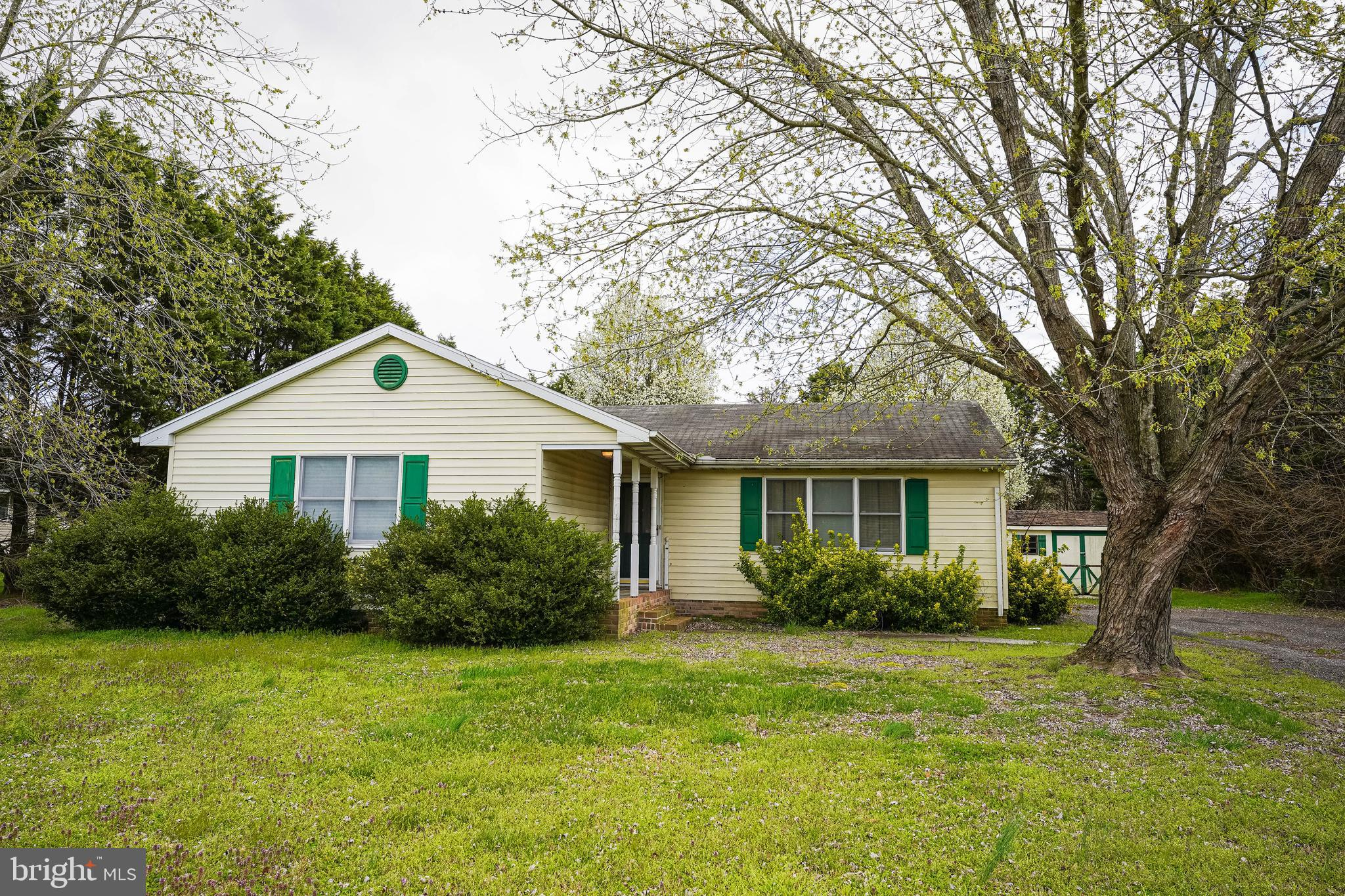 Don't miss this adorable and affordable 3BR/2BA rancher on a nice-sized lot. Quick minute to parks,