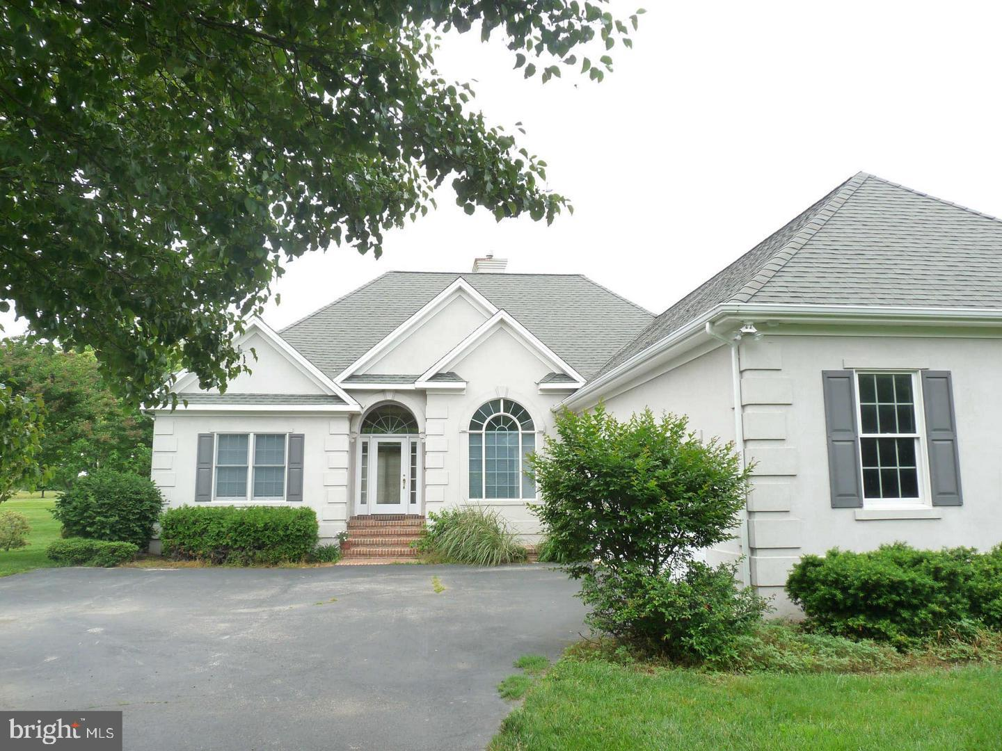 One level living at its best in Prospect Bay golf community.  One acre lot with a large backyard ove