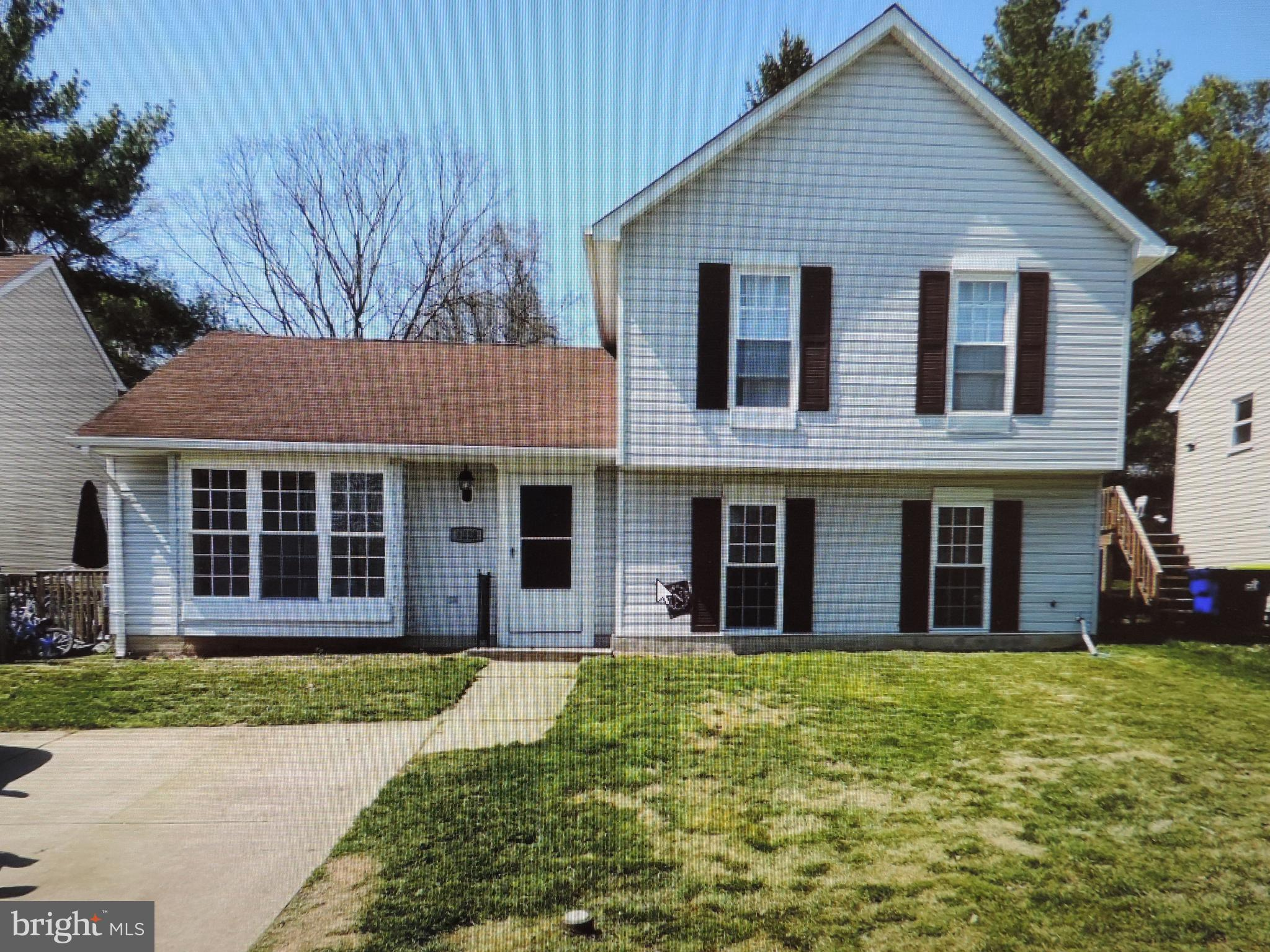 This 3 bedroom, 1 1/2 bath Split Level has NUMEROUS UPDATES!  New siding and gutters installed 2018/