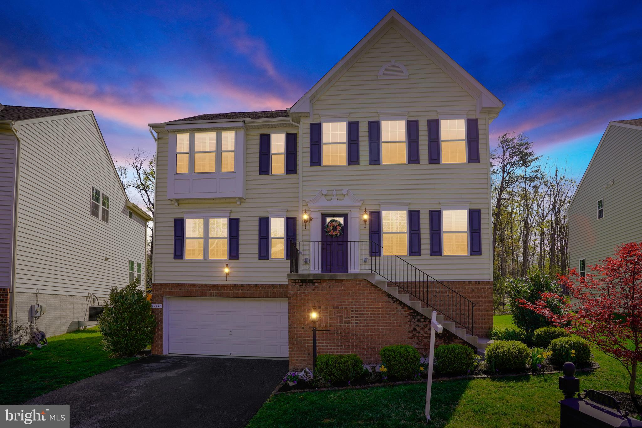 Absolutely Gorgeous  Light-Filled 3 Finished  Level Home with a 4-Car Tandem Garage (REALLY!) in a S