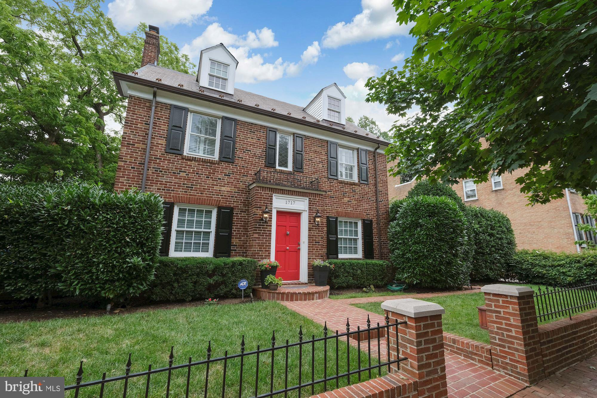 Traditional elegance meets modern comfort in this remarkable, fully detached Georgetown home. Featur