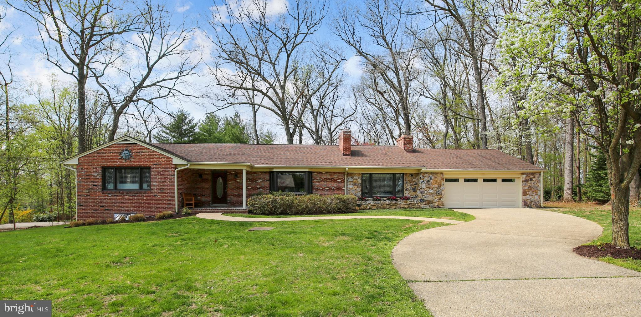 Welcome to this beautiful 3 Bedroom, 3.5 Bath updated & expanded Rambler located in sought-after Gra