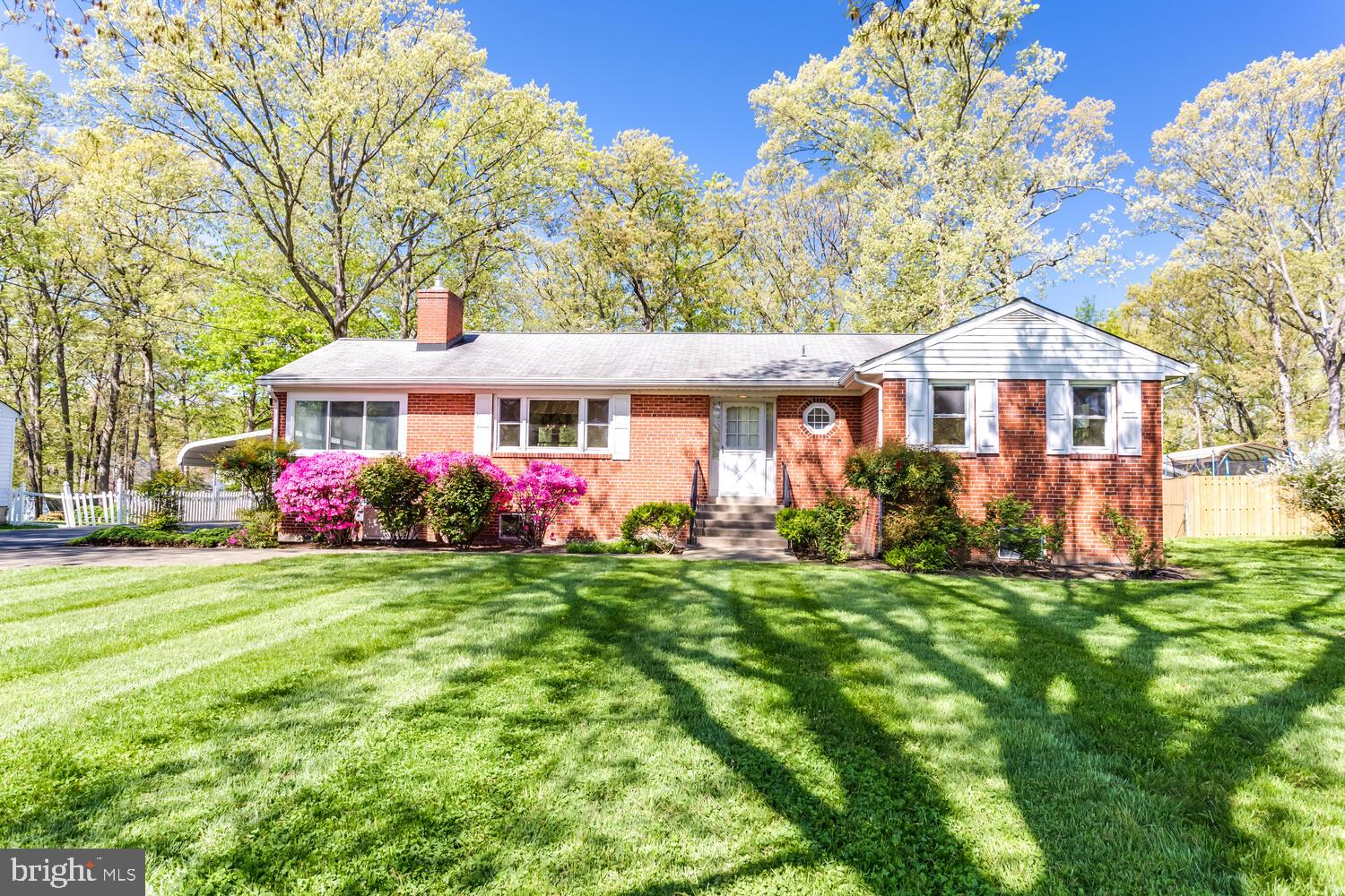 Coming Soon! All brick rambler with basement on just under half acre! Parking for at least 5 cars. T
