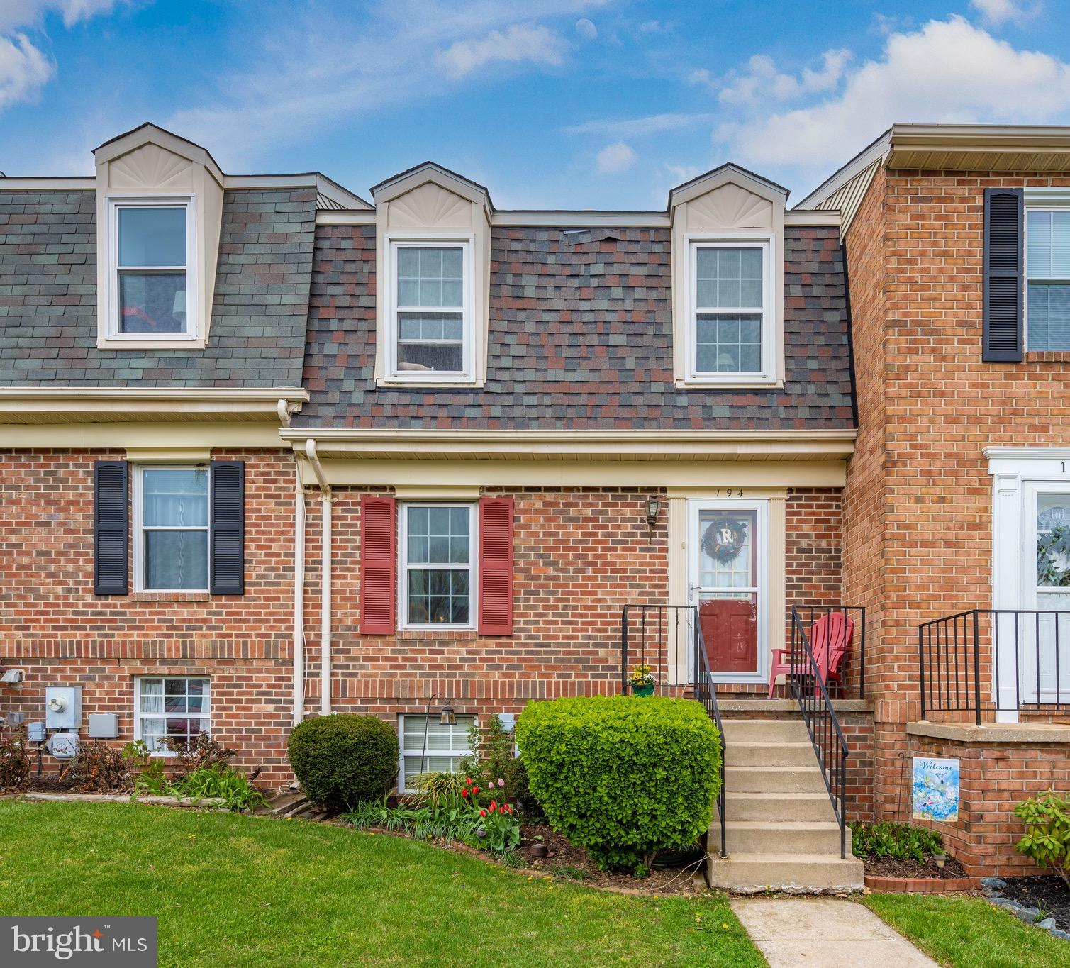 Welcome home to this spacious, bright, and well-maintained 3 bedroom, 1.5 bath town home!   Tucked a
