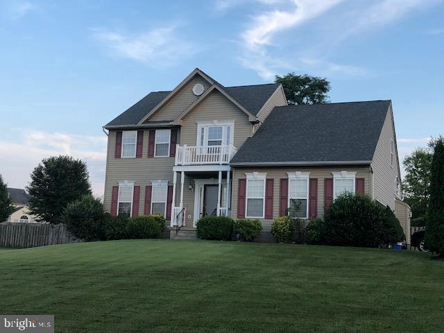 Shepherdstown location, 4 bdrm, 3.5 bath. Finished 5th bdrm /office in basement, 3rd bath, and wired