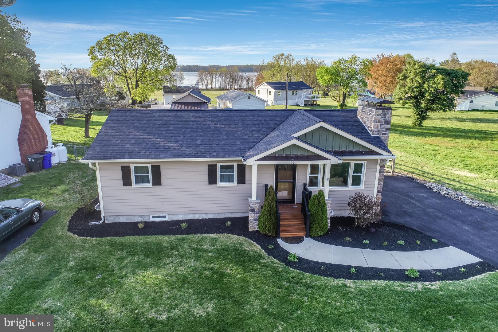 Come visit this beautiful home in the sought after community of West View Shores on the Chesapeake B