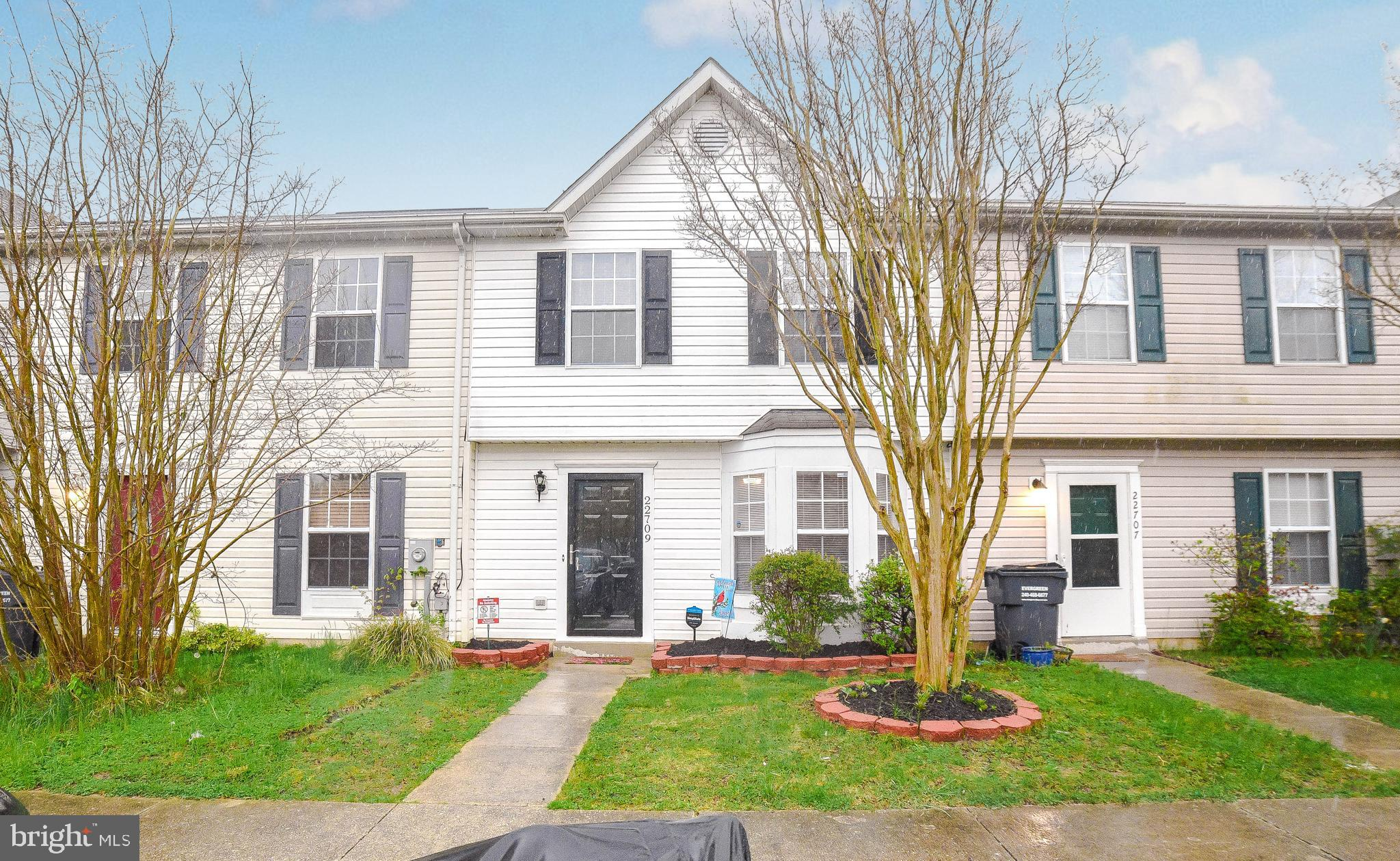 Come home to this adorable 2 bd., 2 1/2 bath townhome in the center of everything! Just minutes from