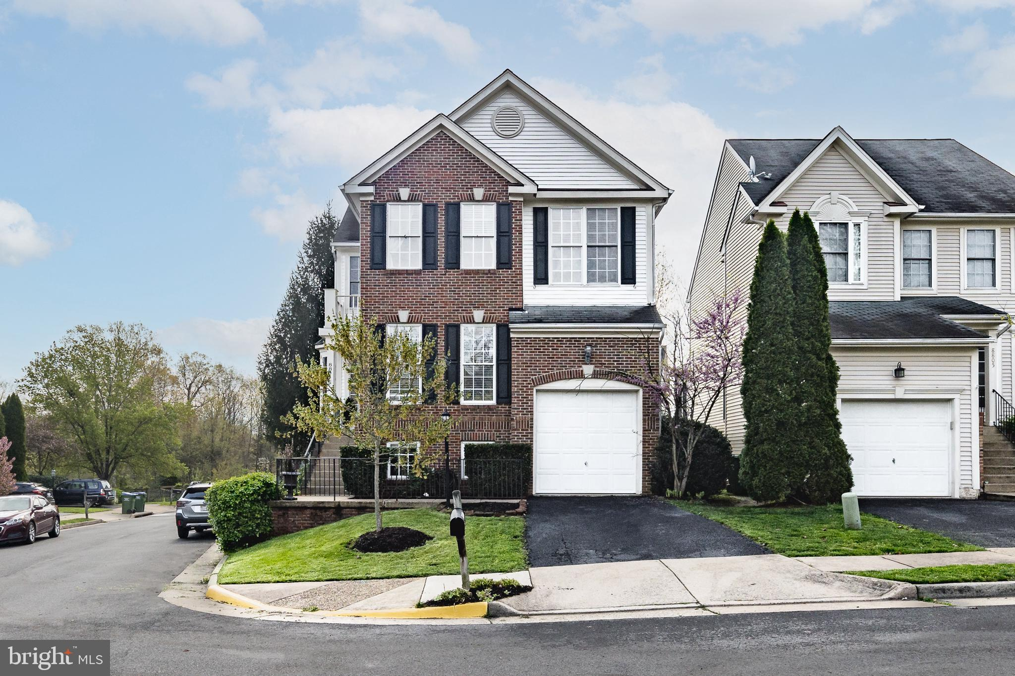 Gorgeous 5-bedroom brick front home on rare corner lot in desirable Kingsbrooke community!  Home fea