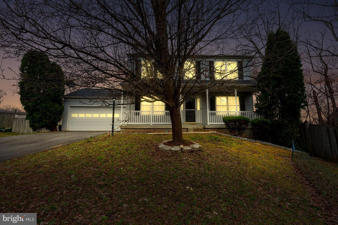 Welcome home to 2209 Dryden Ct.! This 4 bedroom, 3 full bath Colonial is located near the end of a c