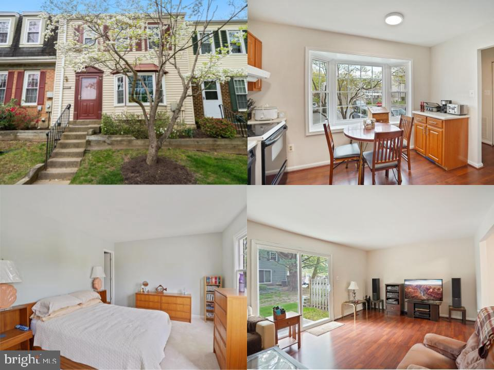 Rare opportunity to own one of largest units in the neighborhood! This 3 bed 2.5 bath townhome/condo