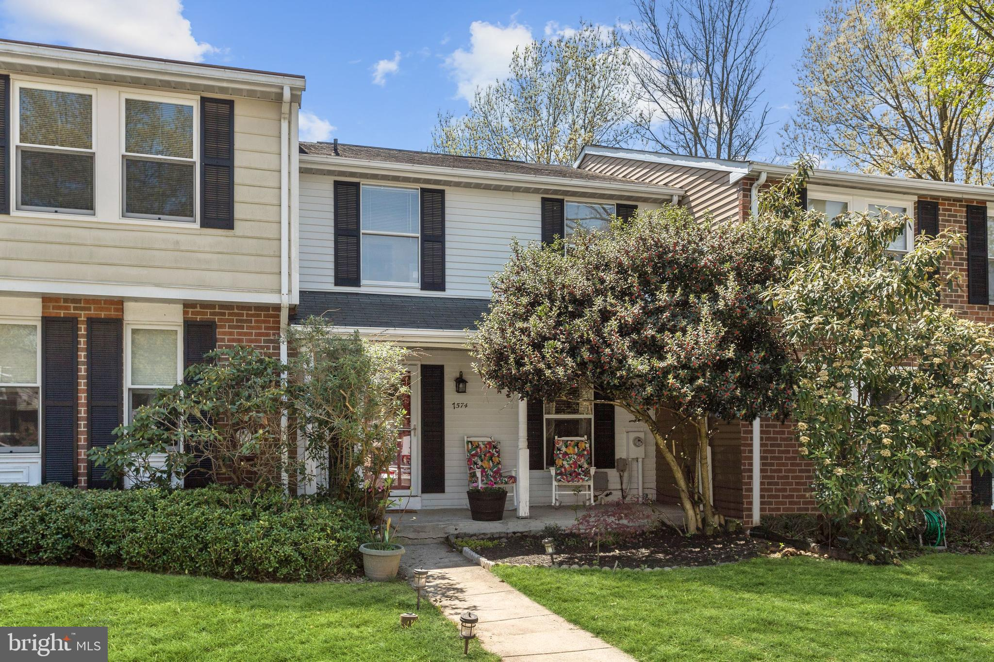 Lovely Colonial in Columbia's Village of King's Contrivance community boasts updates including wide