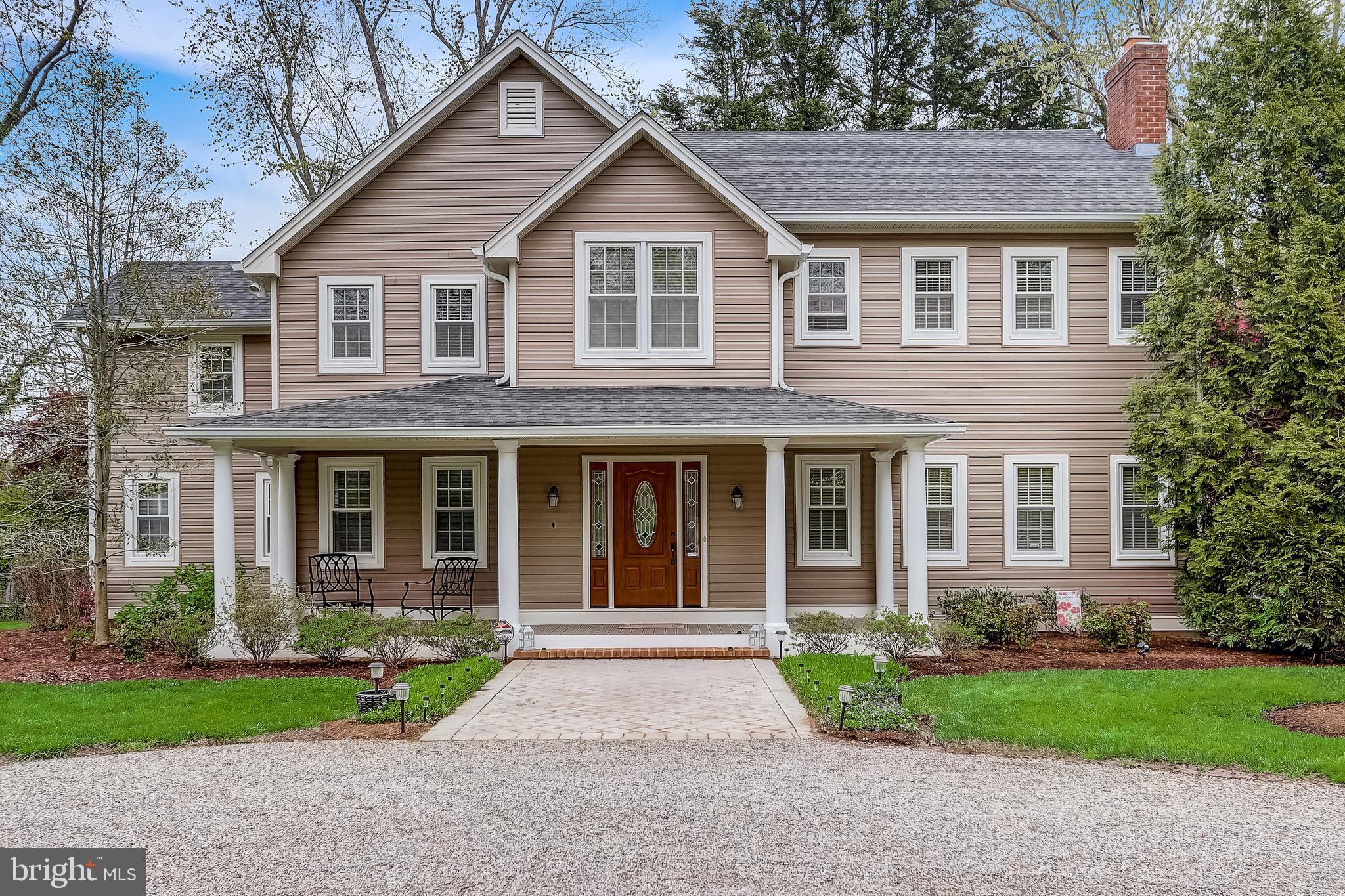 This beautiful and unique home is ready for its new owner! The original home was built in 1900 and a