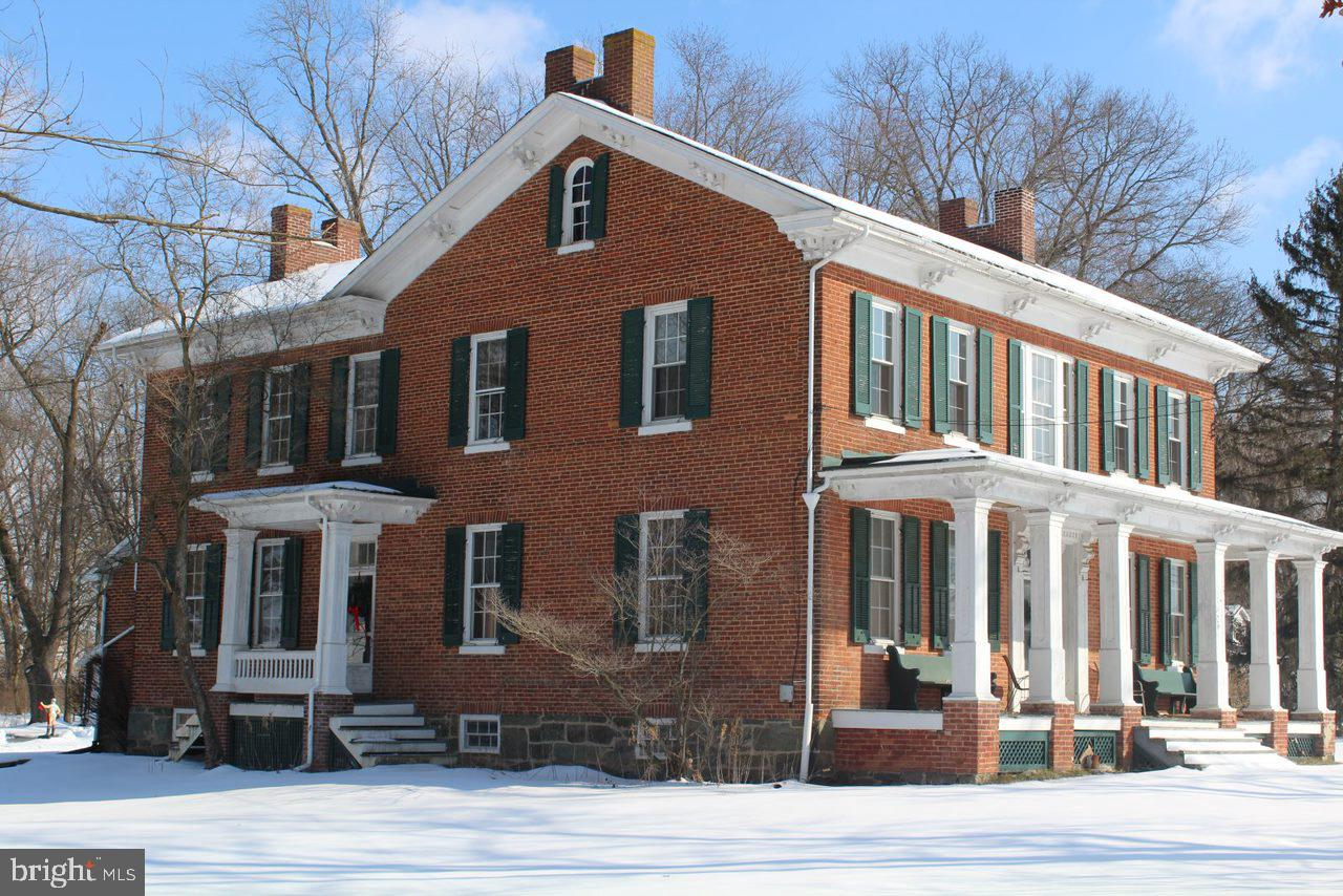 Coming Soon! Historic Wakefield Manor circa 1850. This 5 bedroom 2.5 bath home is surrounded by farm