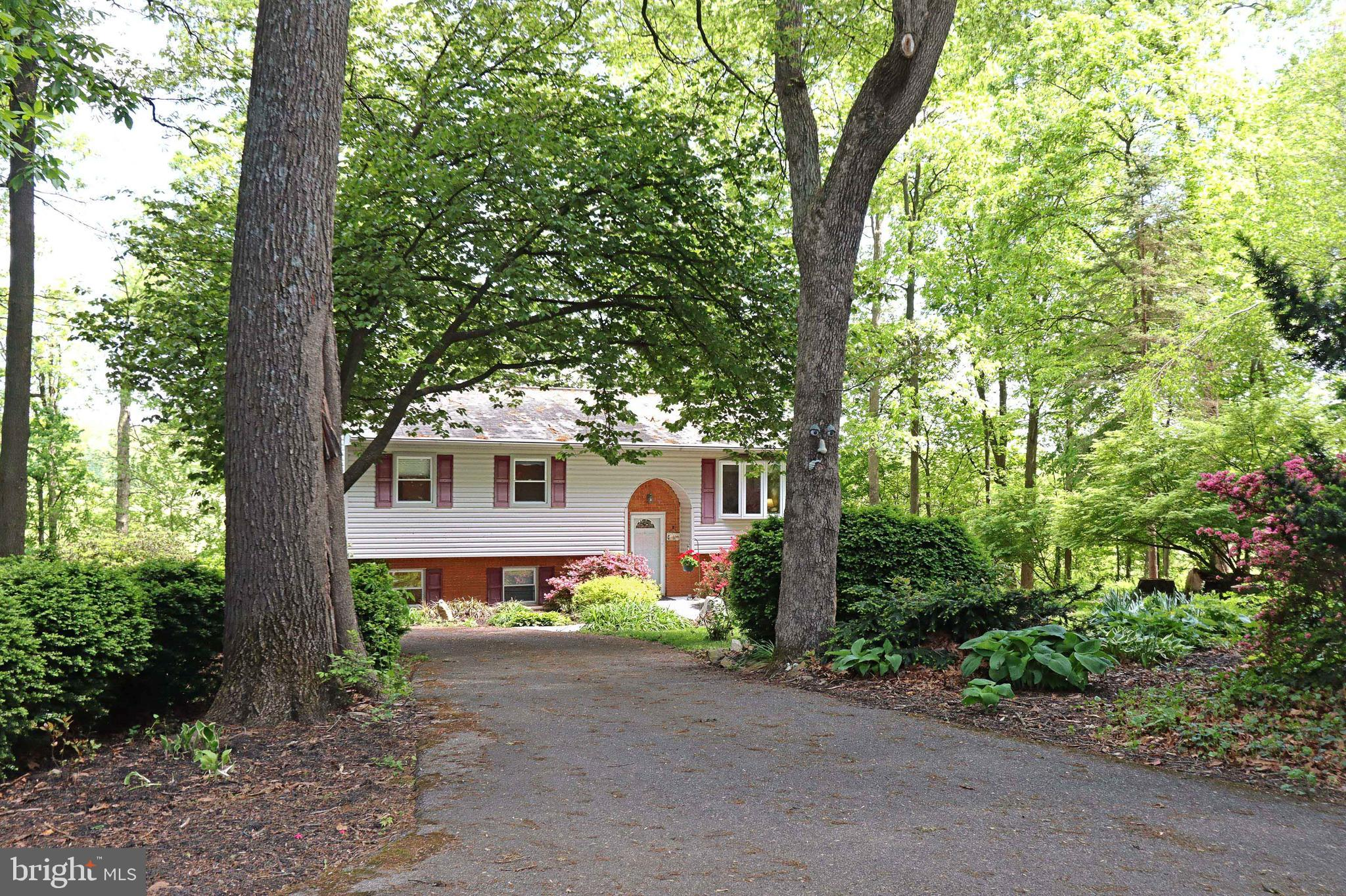 READY EARLY!!!  Available for showings Friday, May 7 at 5:00.  Wonderful split foyer on beautiful se