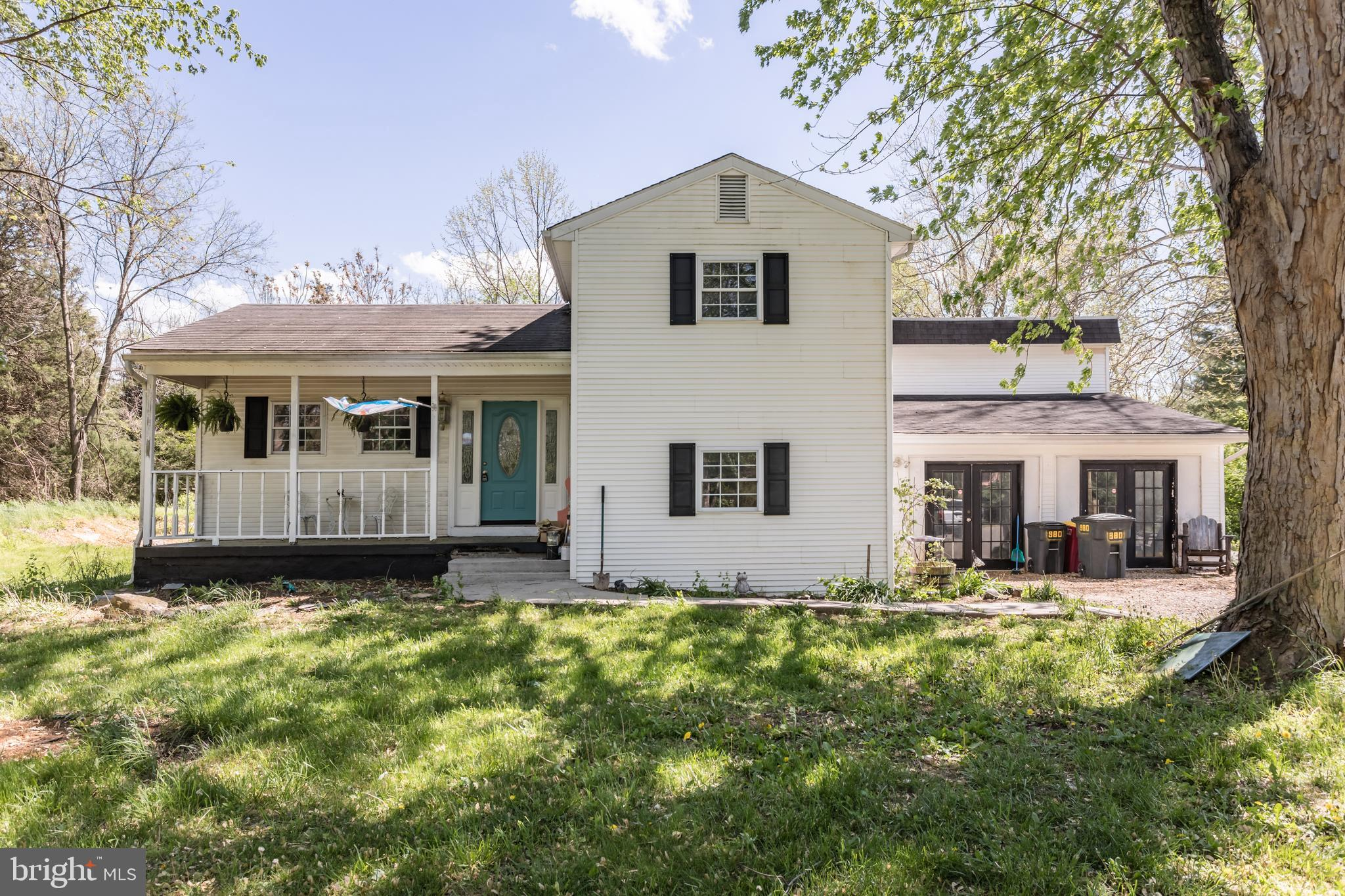 Call today to see this over 2300 sq. ft. home on 1.5 acres of land in a private setting.  The owner