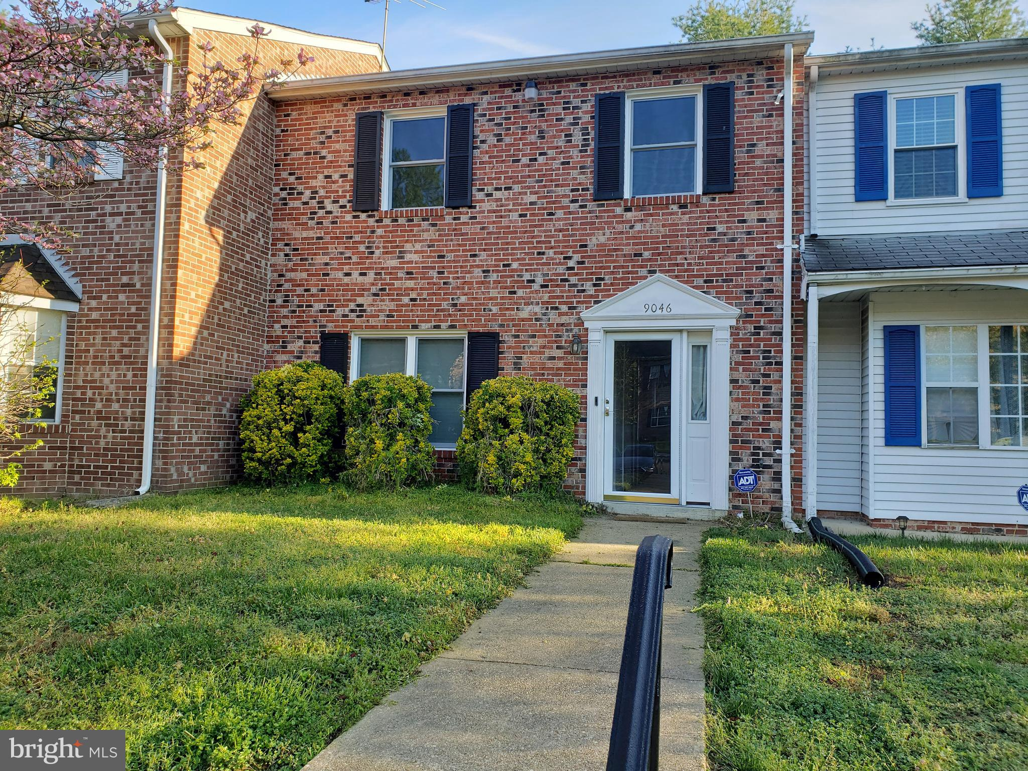 Welcome to Marlton! This 2 bedrooms, 1.5 baths townhouse is located in the much desired community of