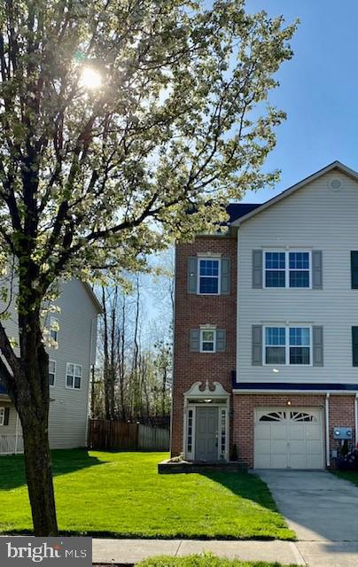 Newly renovated townhouse right in the heart of Prince Frederick! This 3 story, end unit features br