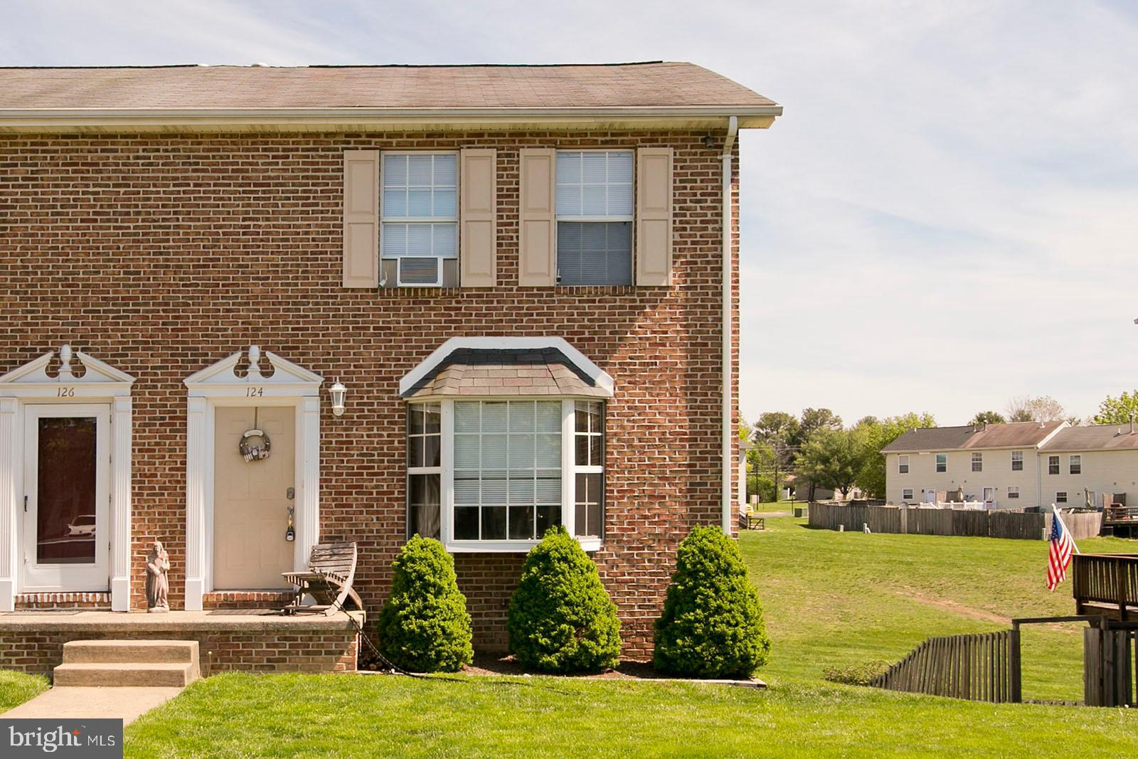 Looking for that 3 level, 3 bedroom townhouse on the east side backing to common area and playground