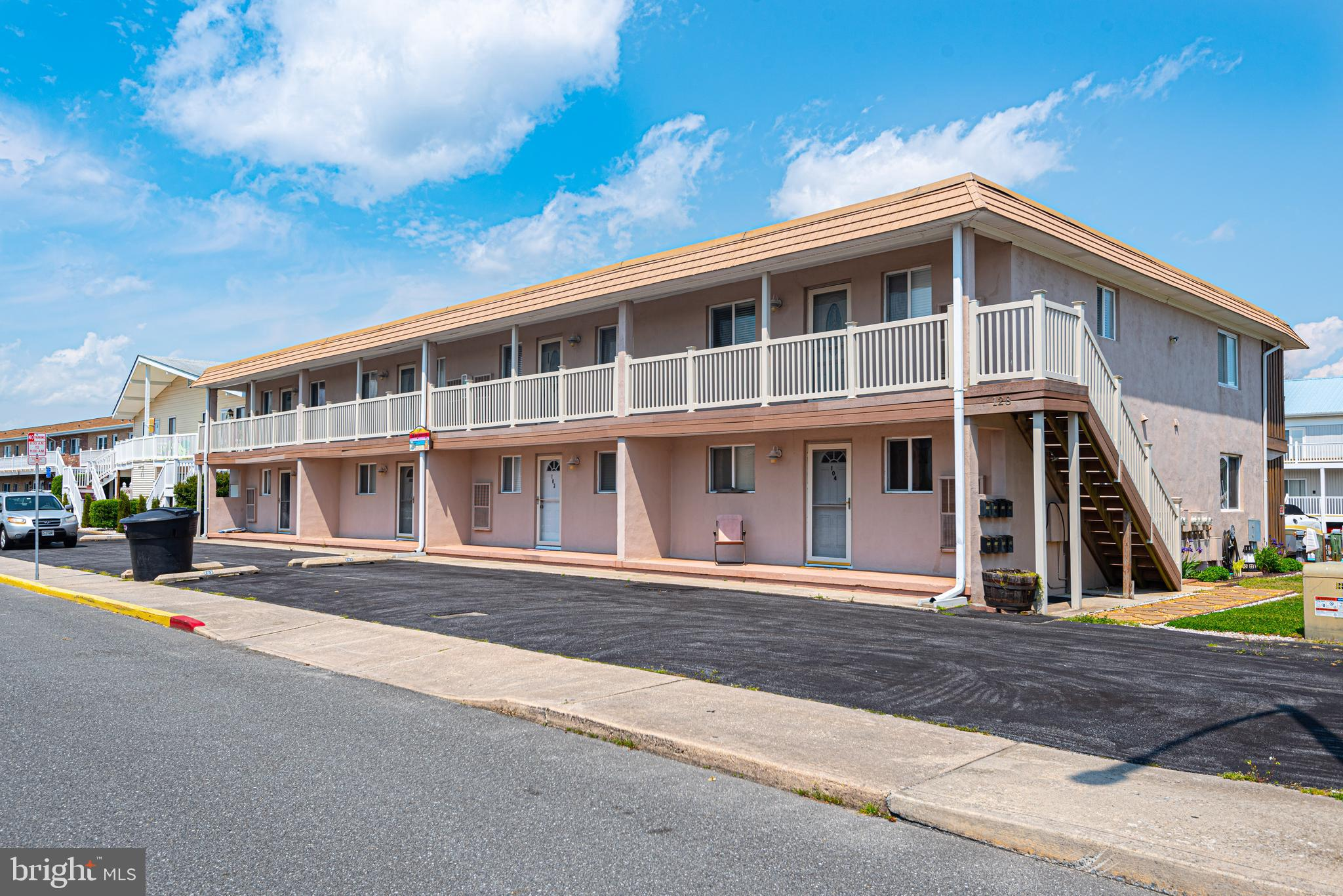 DEEDED BOAT SLIP!!  This Upgraded 2 Bedroom 2 Full Bath, has an open concept Kitchen and  Living room.  Large balcony for enjoying the wide canal and well maintained dock area.  The bathroom are upgraded with ceramic tile and solid surface countertops .  Come enjoy the Coastal Living Lifer Style!!