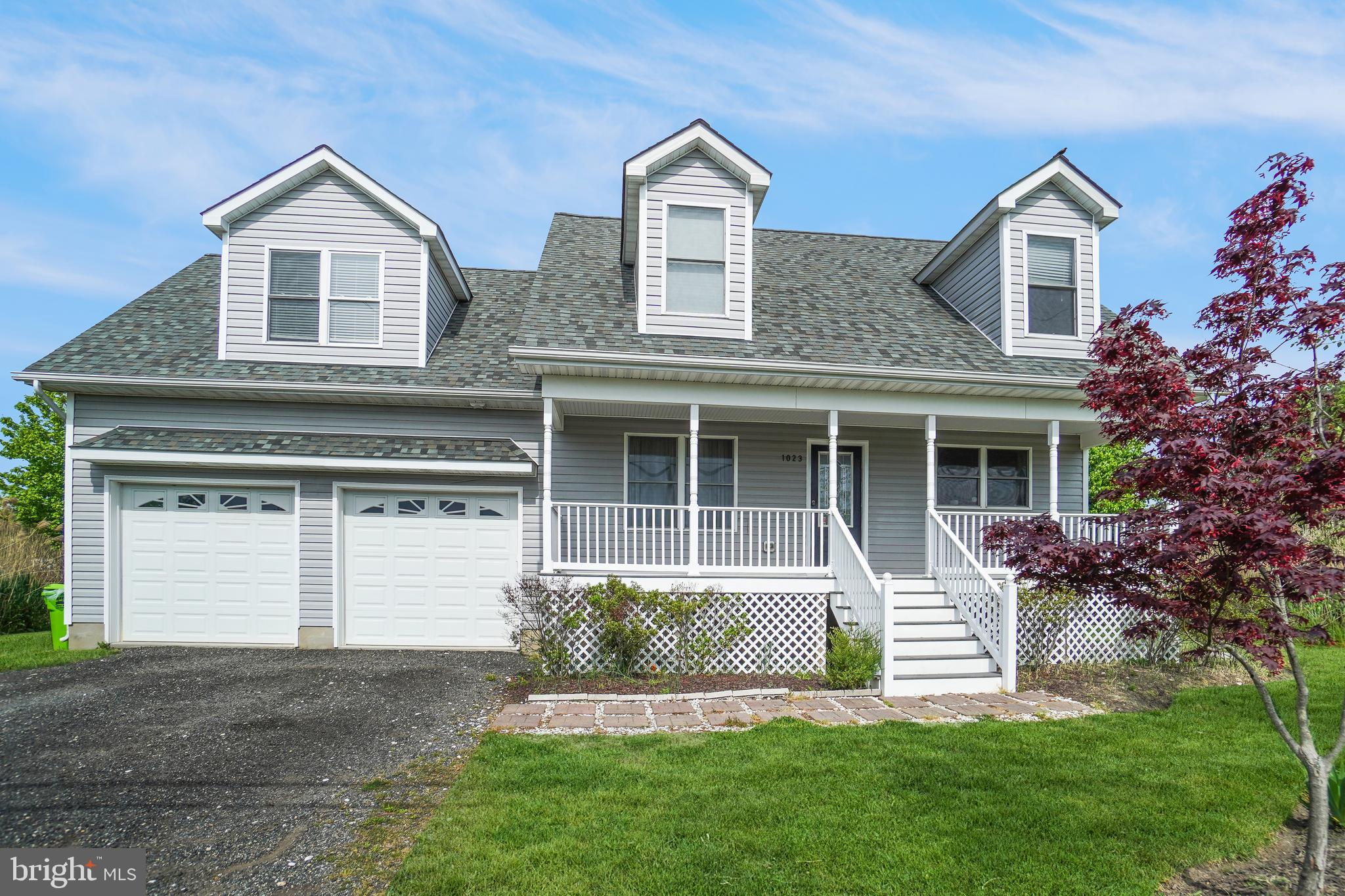 Come and enjoy Nature's Beauty from your **Custom Built Waterfront** 3 Bedroom 2.5 Bathroom Cape Cod