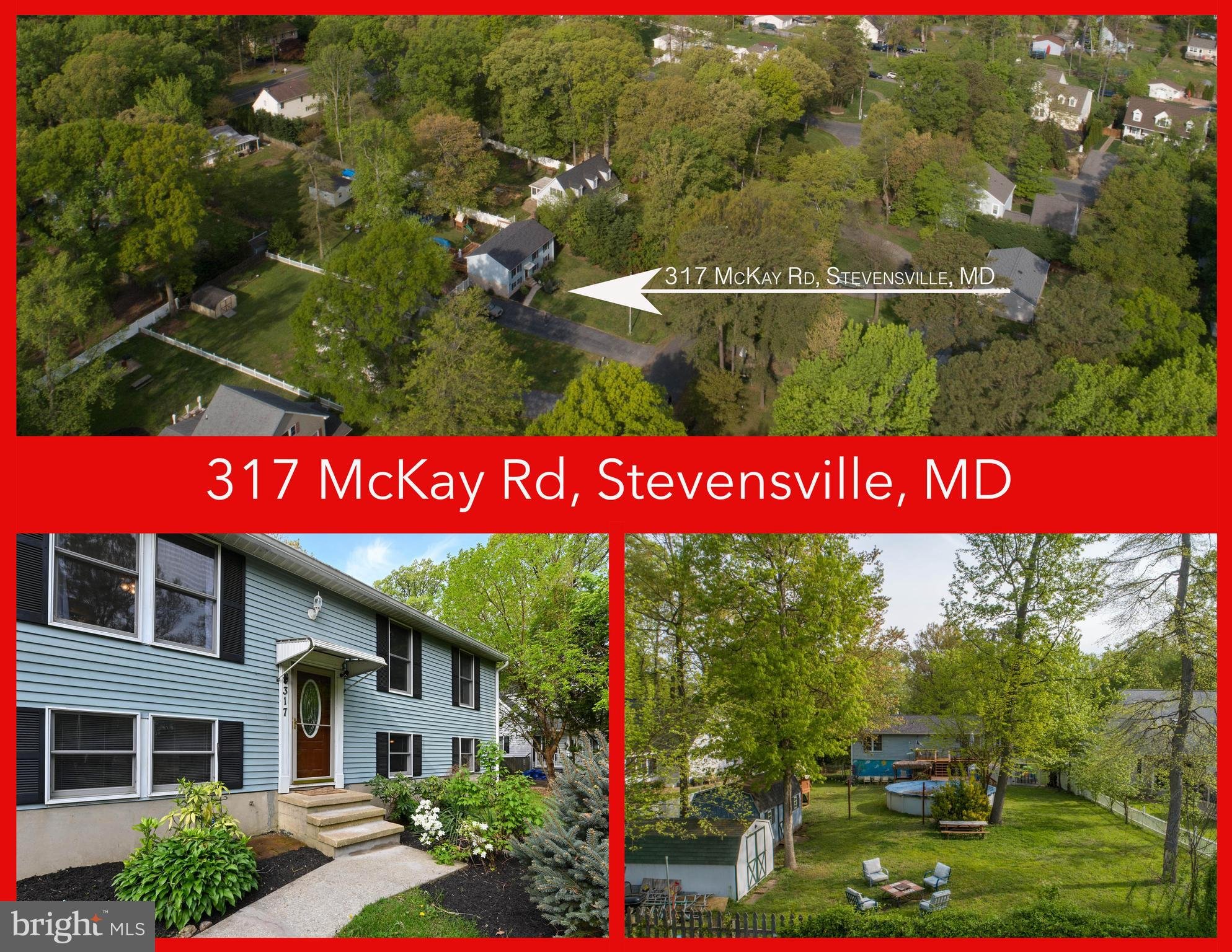 Lovely split-foyer in Bay City * Located just 2 blocks from the Chesapeake Bay and 1 block from Broa