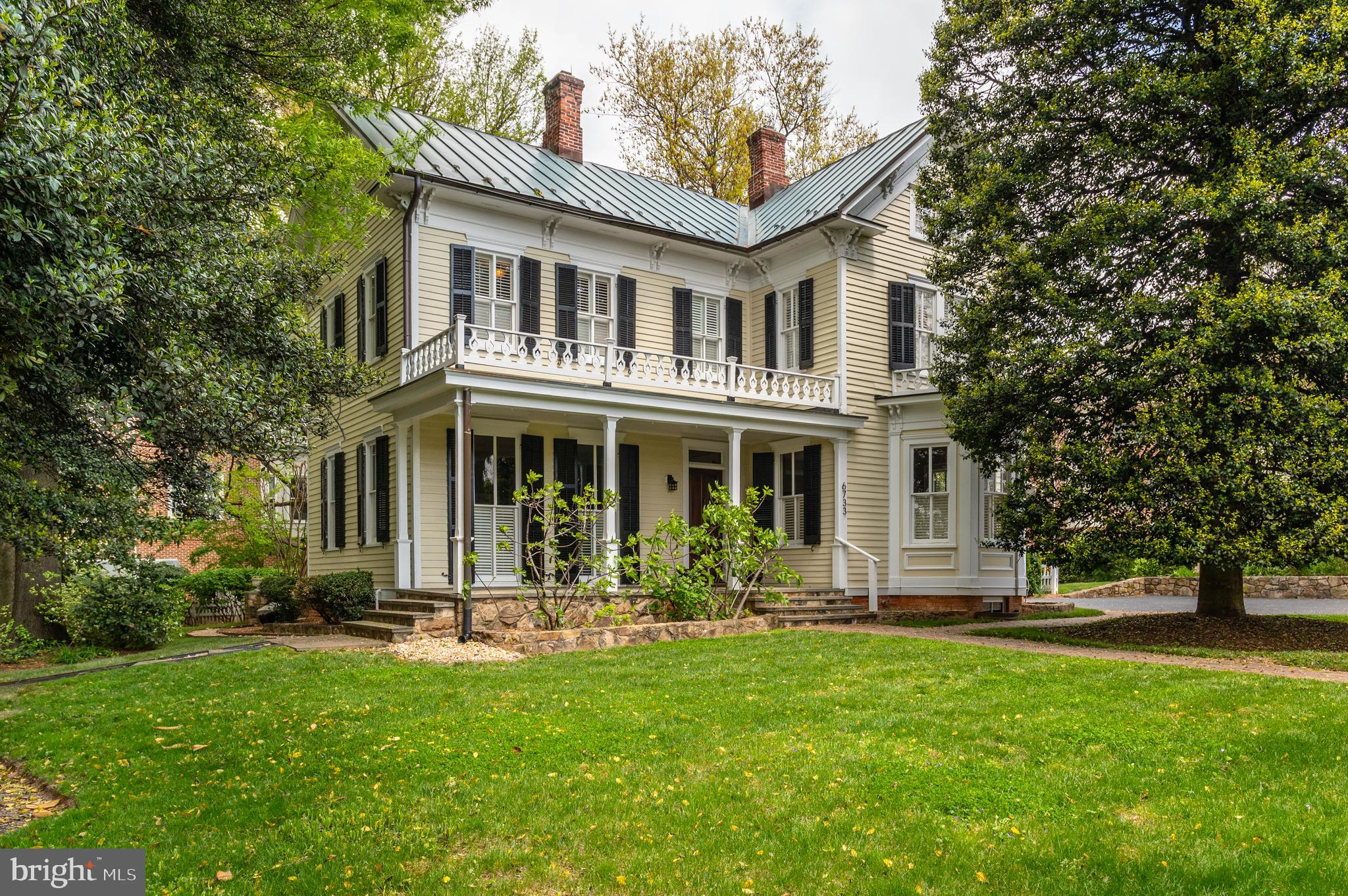 """One of a kind, """"Eastman-Fenwick"""" 1876 """"historic district"""" home has been completely restored and reno"""