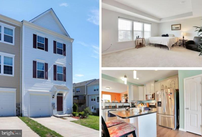 Beautiful end-unit townhome in the highly desired community of Riverside Villages. Featuring 3 bedro