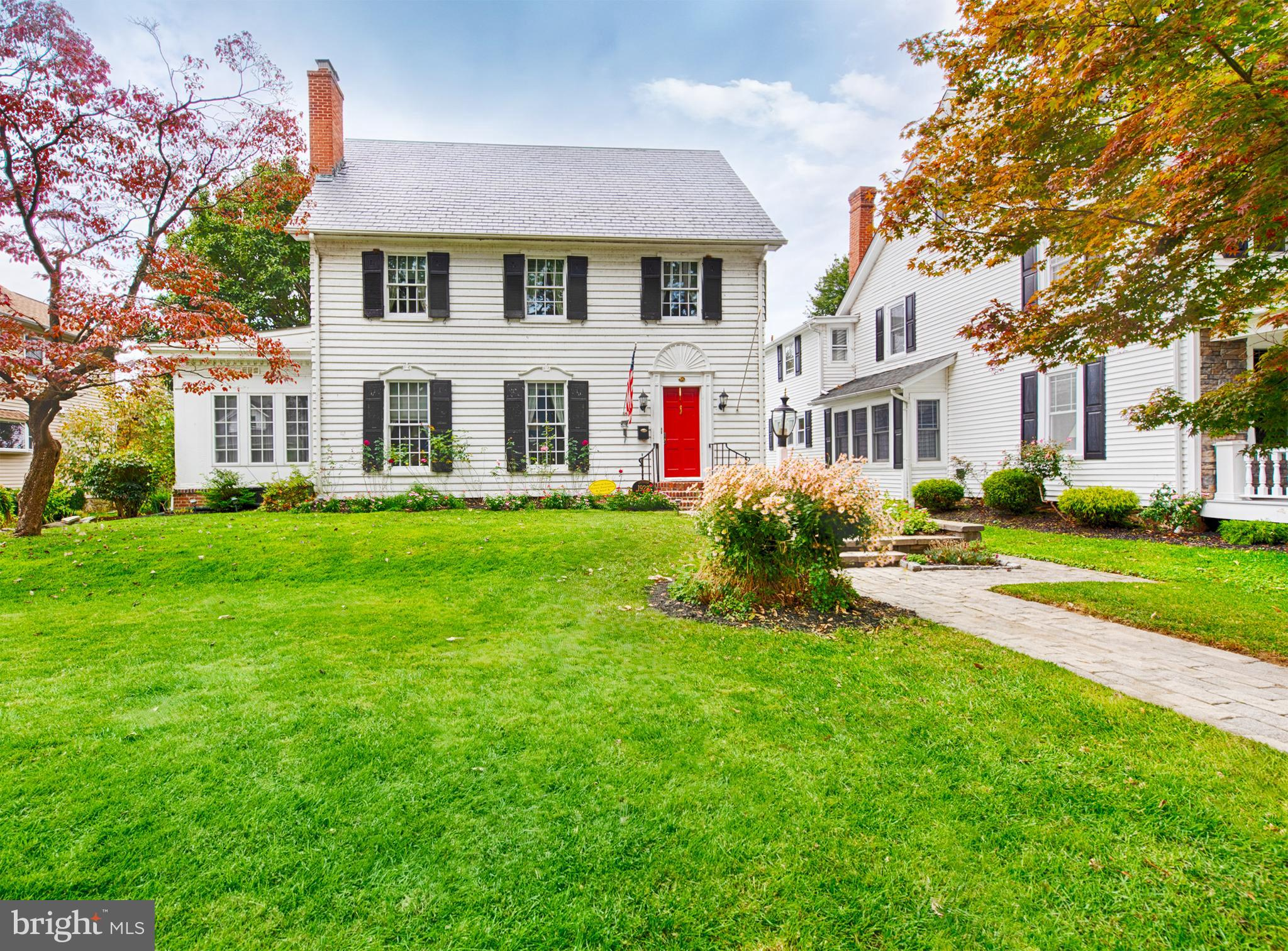 Amazing , historic colonial located on one of the premier streets in Havre de Grace. Home has a huge