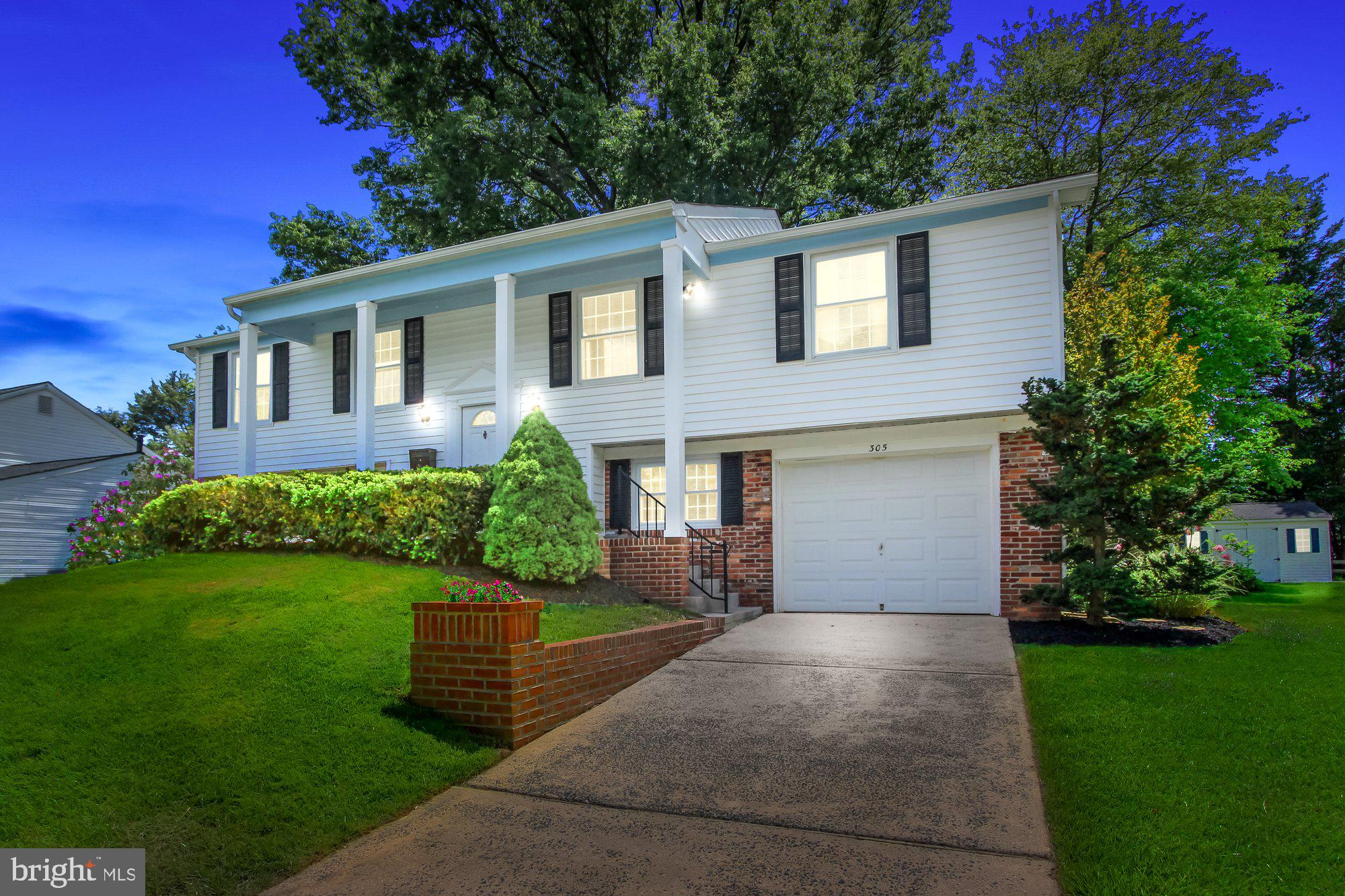 This great  4 Bedroom, 3 Bath gem is located in desirable Foster Branch development located minutes