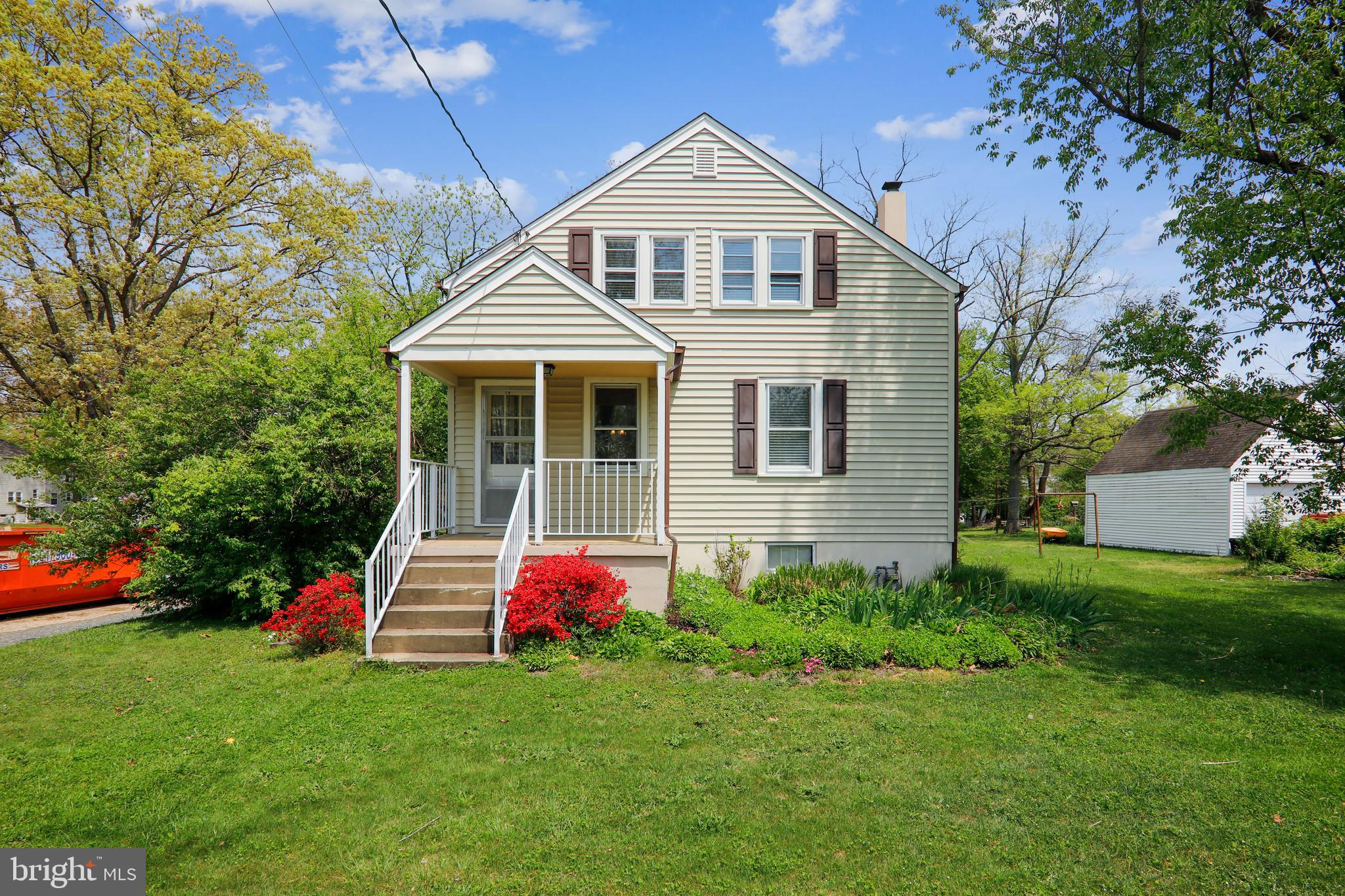 GREAT PRICE ON THIS ONE OF A KIND FIND!  CHARMING CAPE COD ON LOVELY HALF ACRE LOT FEATURES 4 BEDROO