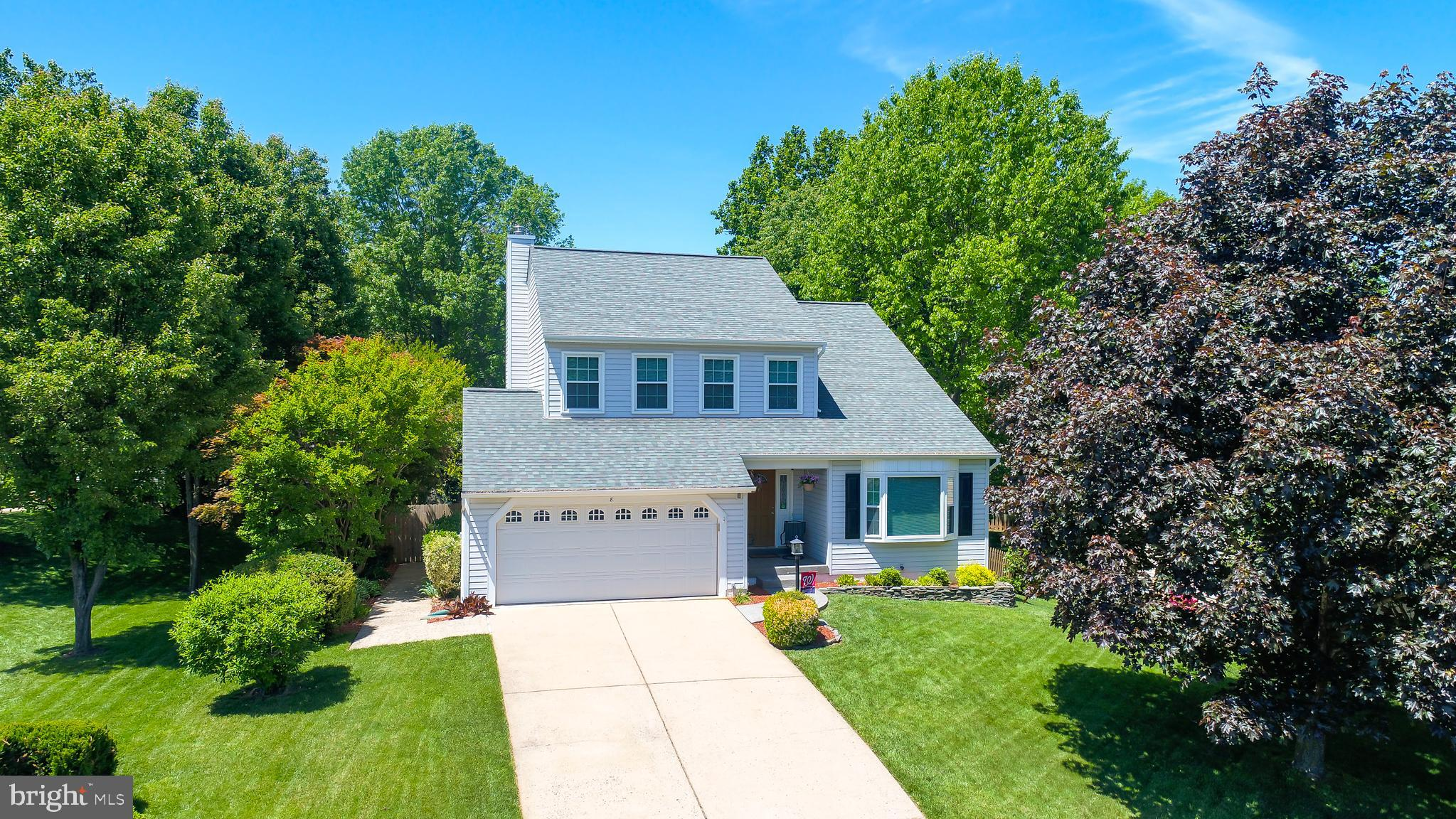 Welcome home! This magnificent 4 bedroom/2 full bath/2 half bath beauty situated on one of the best