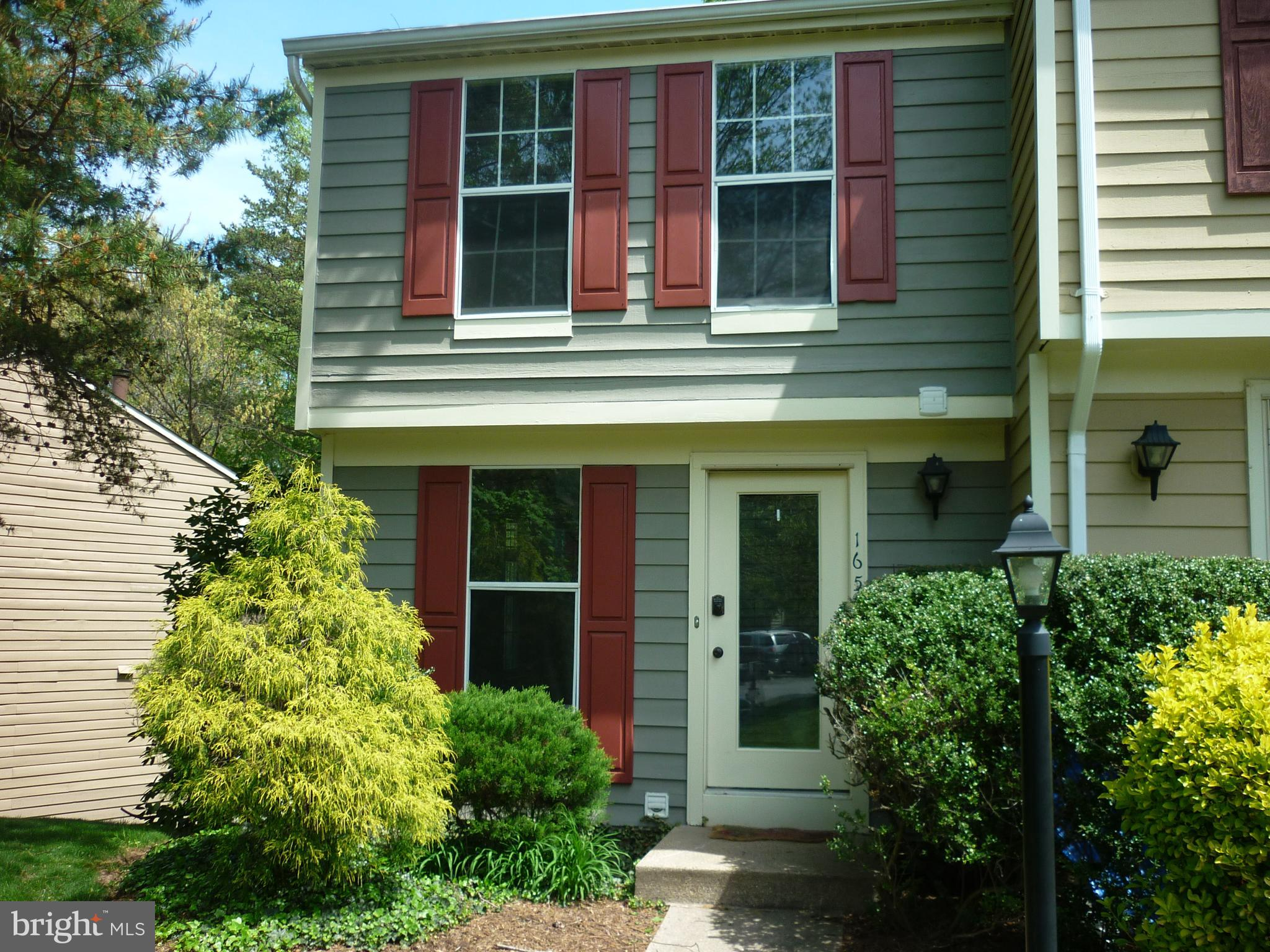 Updated throughout, this  cozy and charming, light filled North Reston townhouse has it all! This end unit  backs to woods with a upper level deck and a lower level fenced in yard. Gleaming hardwoods on main level. Kitchen and baths have been updated. 2 master bedrooms upstairs with a rec room/ 3rd bedroom on the lower level.  Lower level walks out to fenced in yard  backing to  woods.  Two assigned parking spots. Take advantage of all the amenities Reston has to offer. Walking and biking trails, multiple lakes and ponds, tennis courts, ballfields and community swimming pools. This is a bankruptcy. All terms of listing and sale are subject to bankruptcy court approval. Property is in  good condition but will be sold completely as-is.  Contact agent for info on writing a contract.