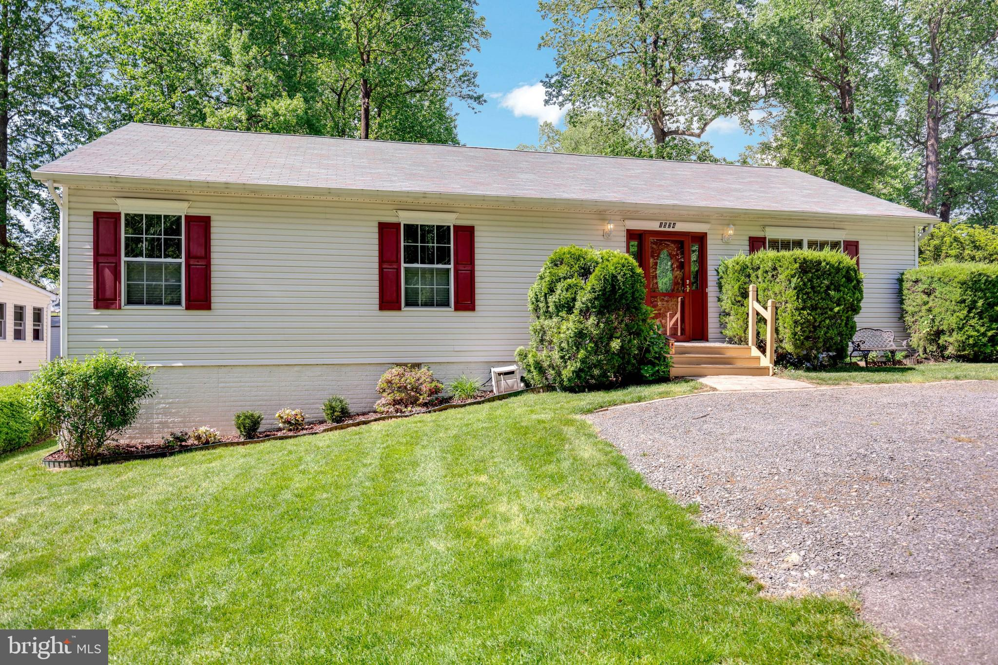 Welcome to this sweet home in beautiful, bucolic Saint Leonard!  Uniquely located on a quiet street