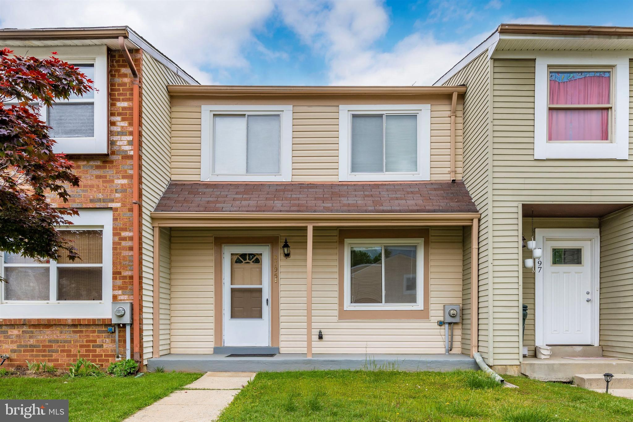 This townhouse in the Discovery neighborhood of Walkersville is full of upgrades - making this a gre