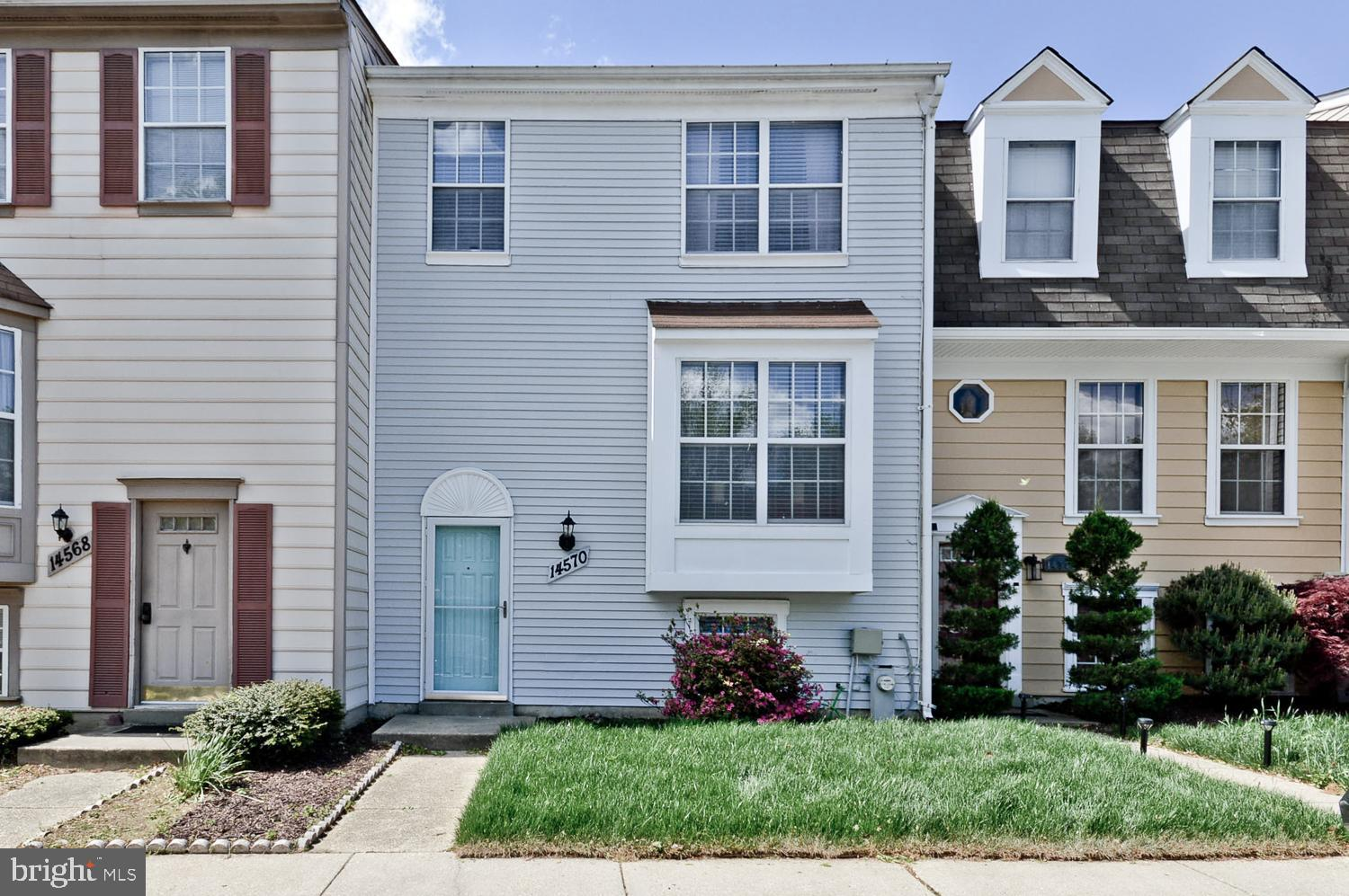 QUESTION: WHERE CAN YOU FIND A 4 BEDROOM, 3 FULL BATH, 1 HALF BATH  3 LEVEL TOWNHOUSE WITH A FIREPLA