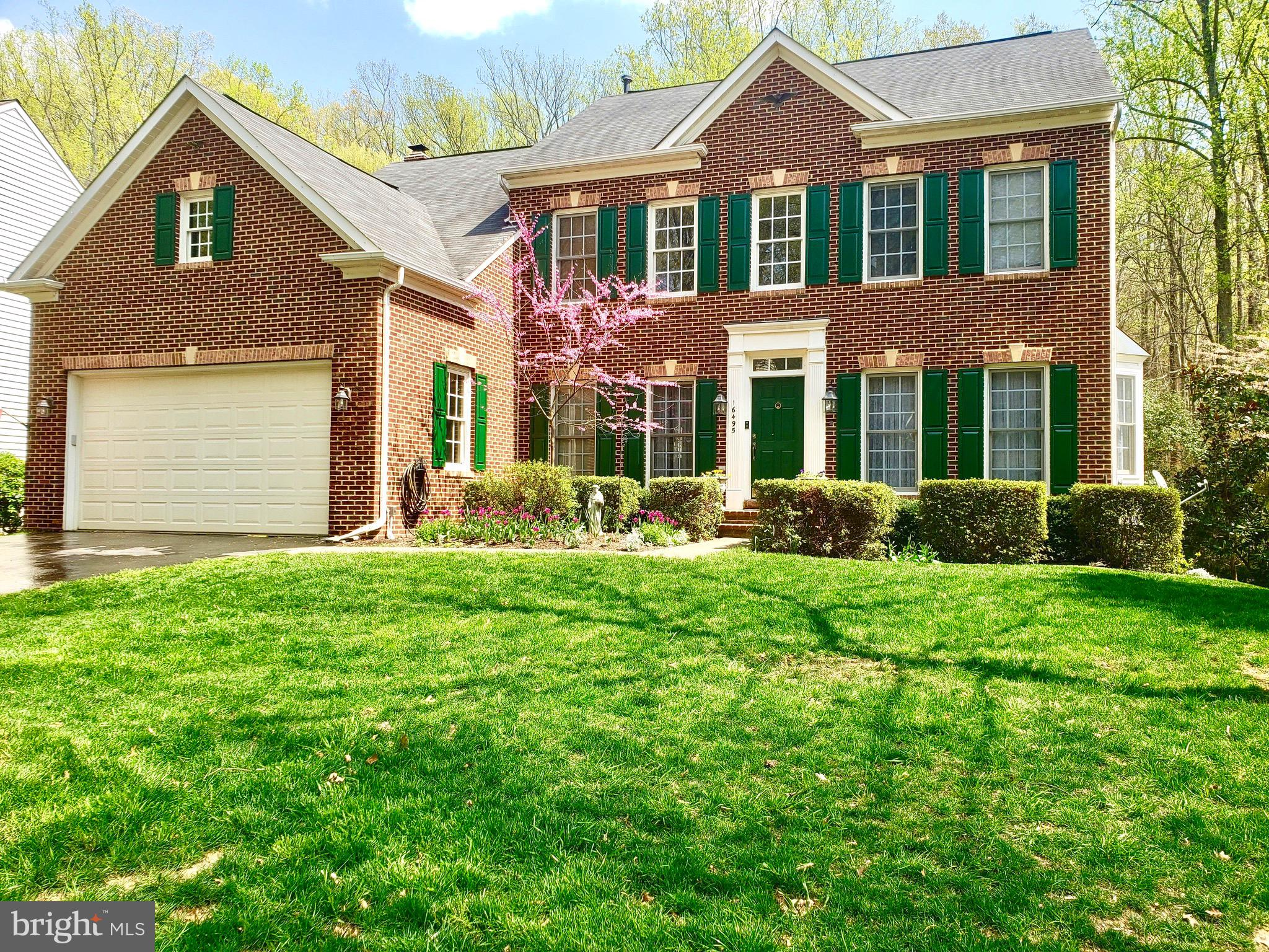 A truly rare opportunity to own this gorgeous 5 bed 2 full bath 2 half baths built by NV homes that