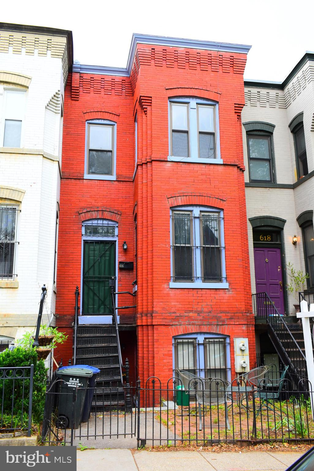 Purchased, renovated and lived in in 1991 by current owners, then kept as an investment rental since