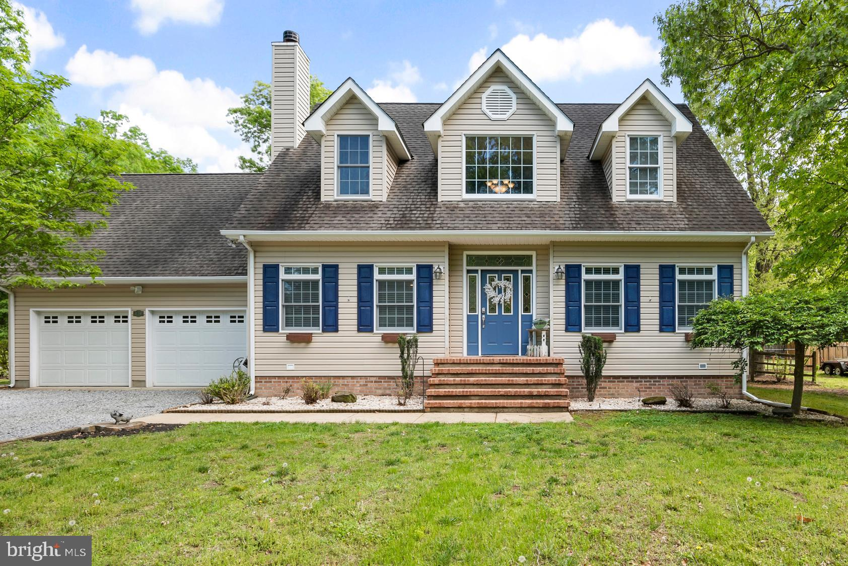 Located in Northern Queen Anne's County with quick access to 301 this home has been recently updated