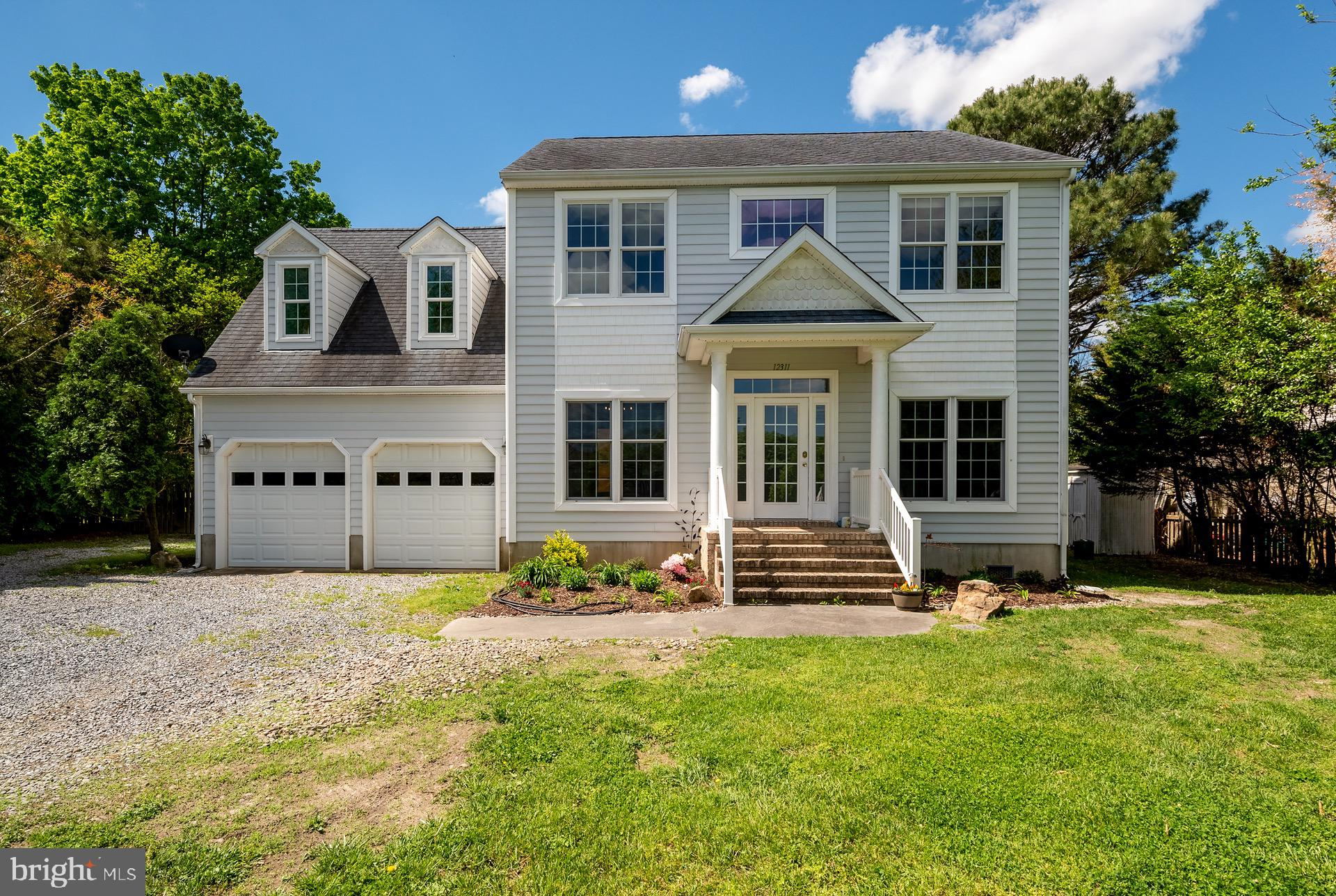 The best in Coastal Living! This lovely 3 bedroom, 2.5 bath home is a water lovers dream.  This spac