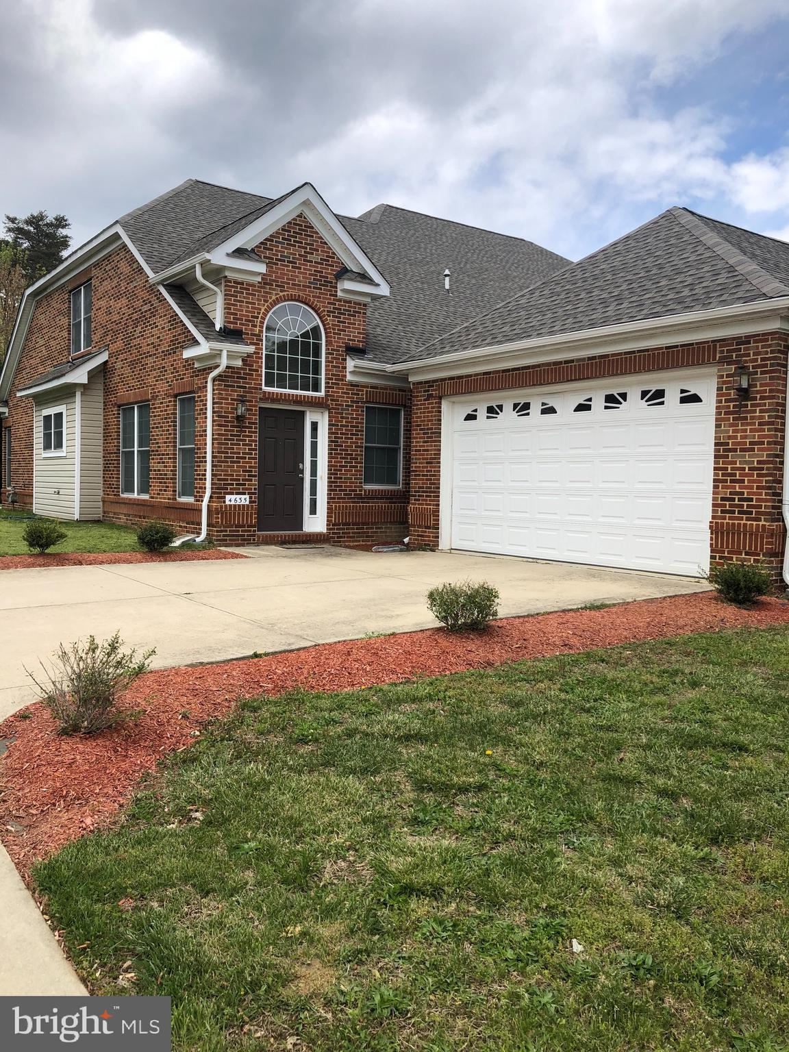This well maintained home w/new roof is located  in 55+ Community.  Welcoming hardwood floors as you