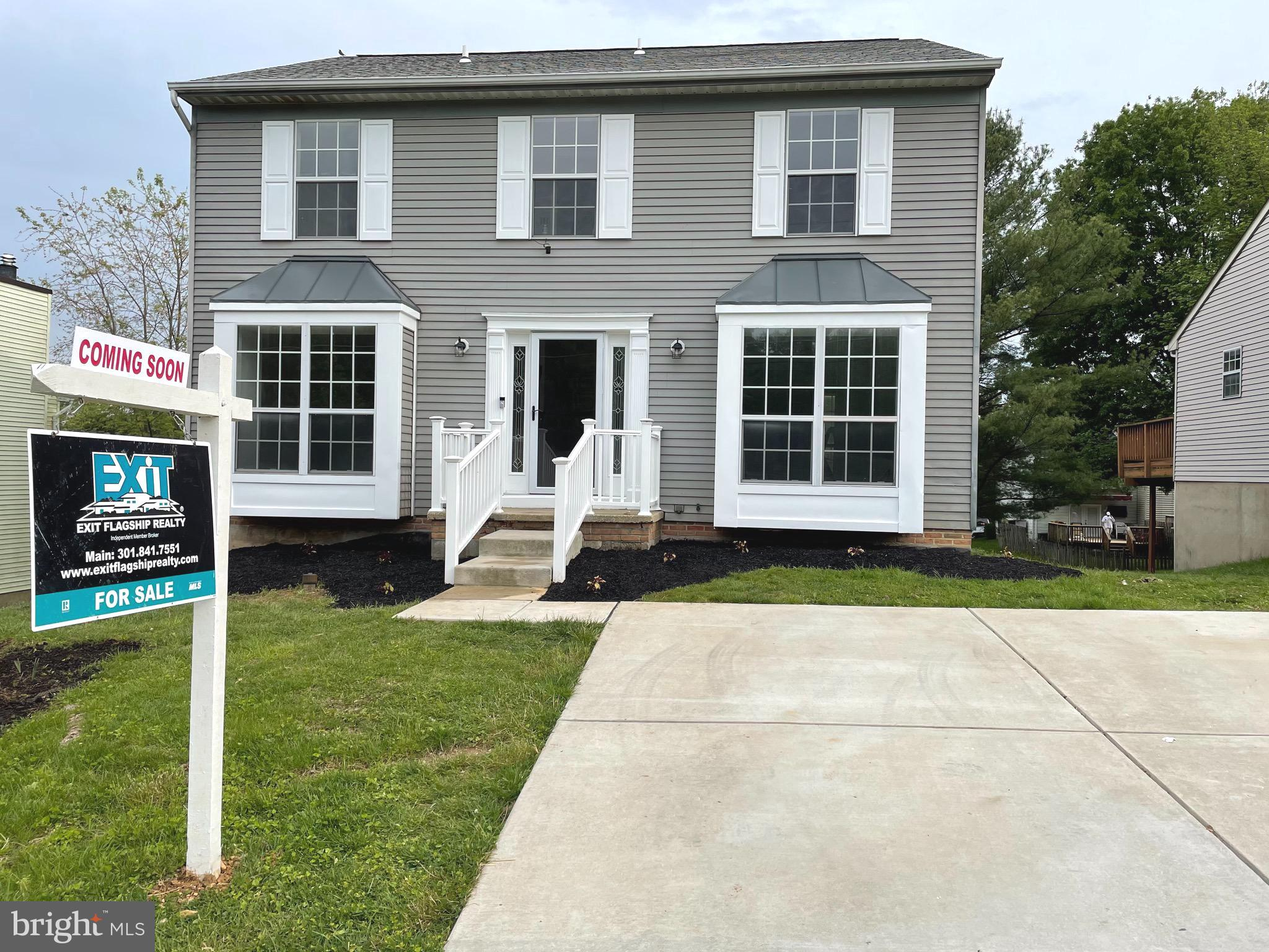MOVE IN READY!  Don't miss out on this recently updated home in Laurel Valley. Fresh paint through o