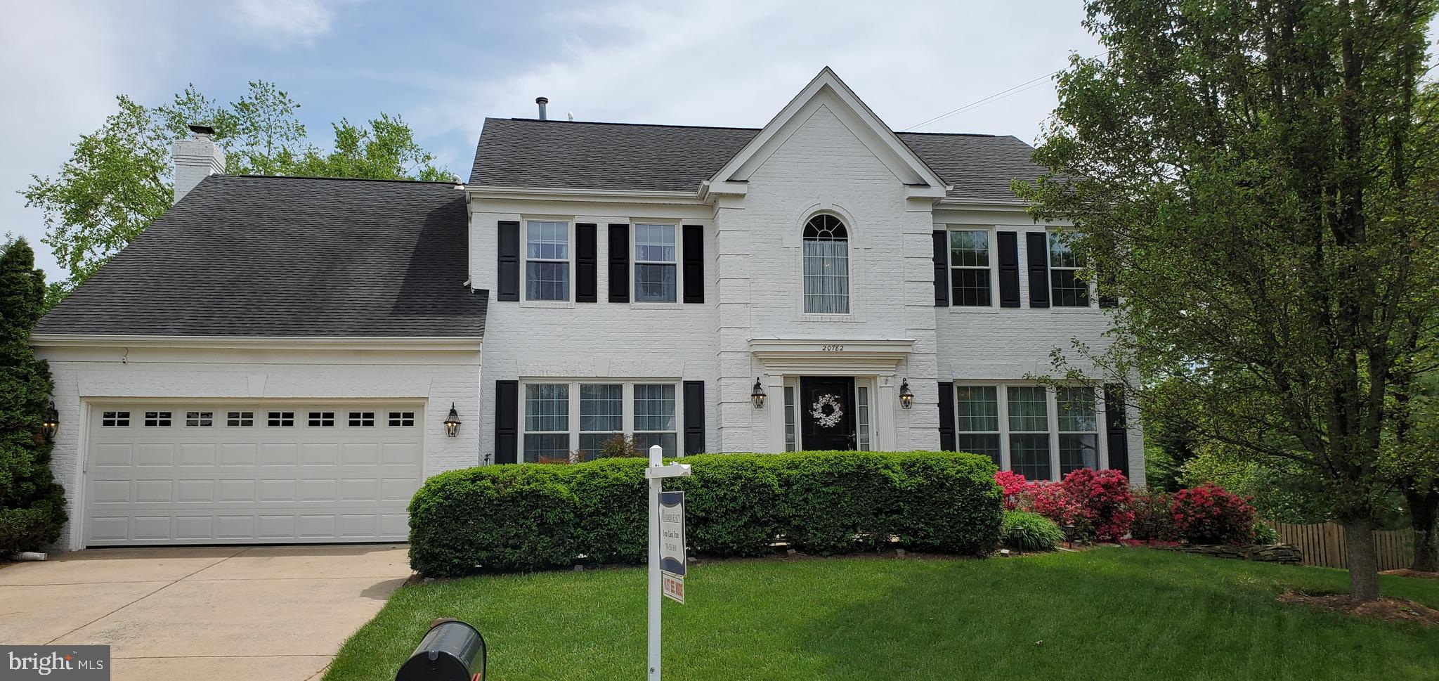 BEAUTIFUL COLONIAL HOME IN MODEL CONDITION - MUST SEE - 5 BR - 4.5BA - 2 CAR GARAGE - 2 FIREPLACES -