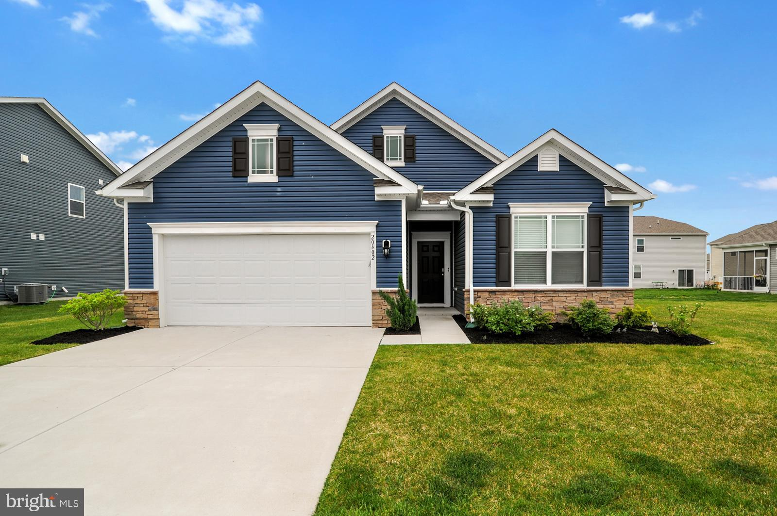 Welcome to 20402 Unionfield Ln in highly desirable West Shores community! Newly built in 2019, this